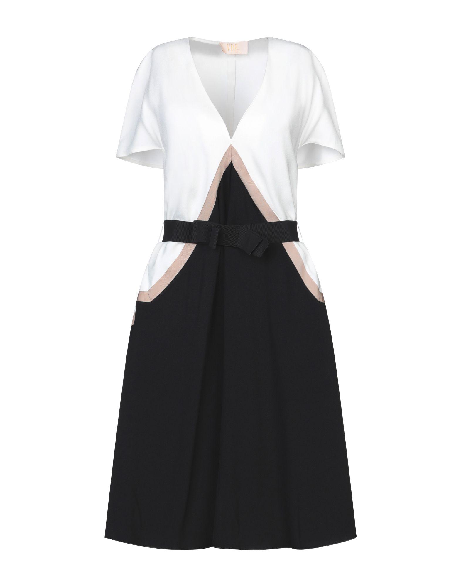 VDP COLLECTION Платье до колена цена 2017