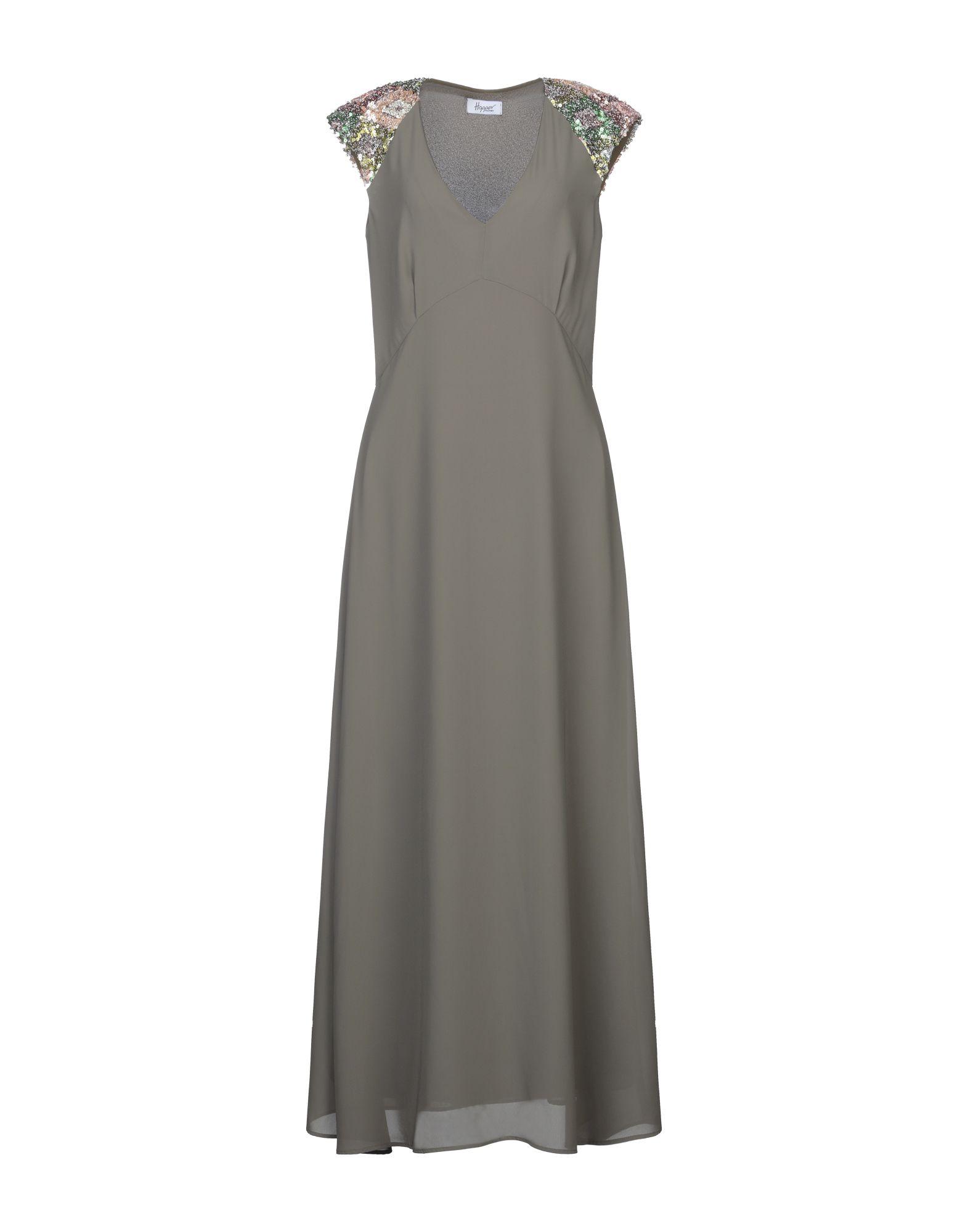 HOPPER Длинное платье