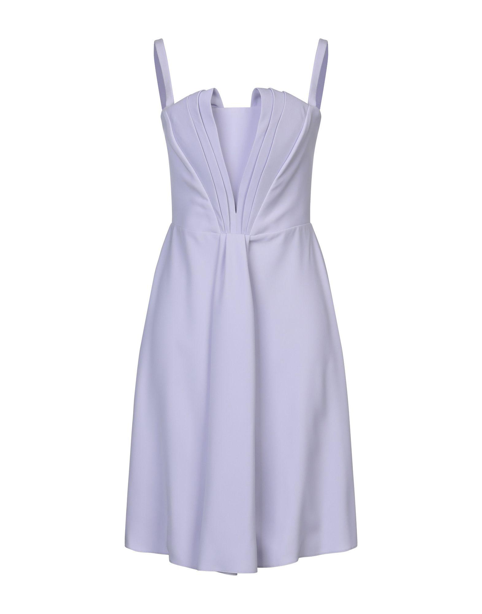 EMPORIO ARMANI Платье до колена
