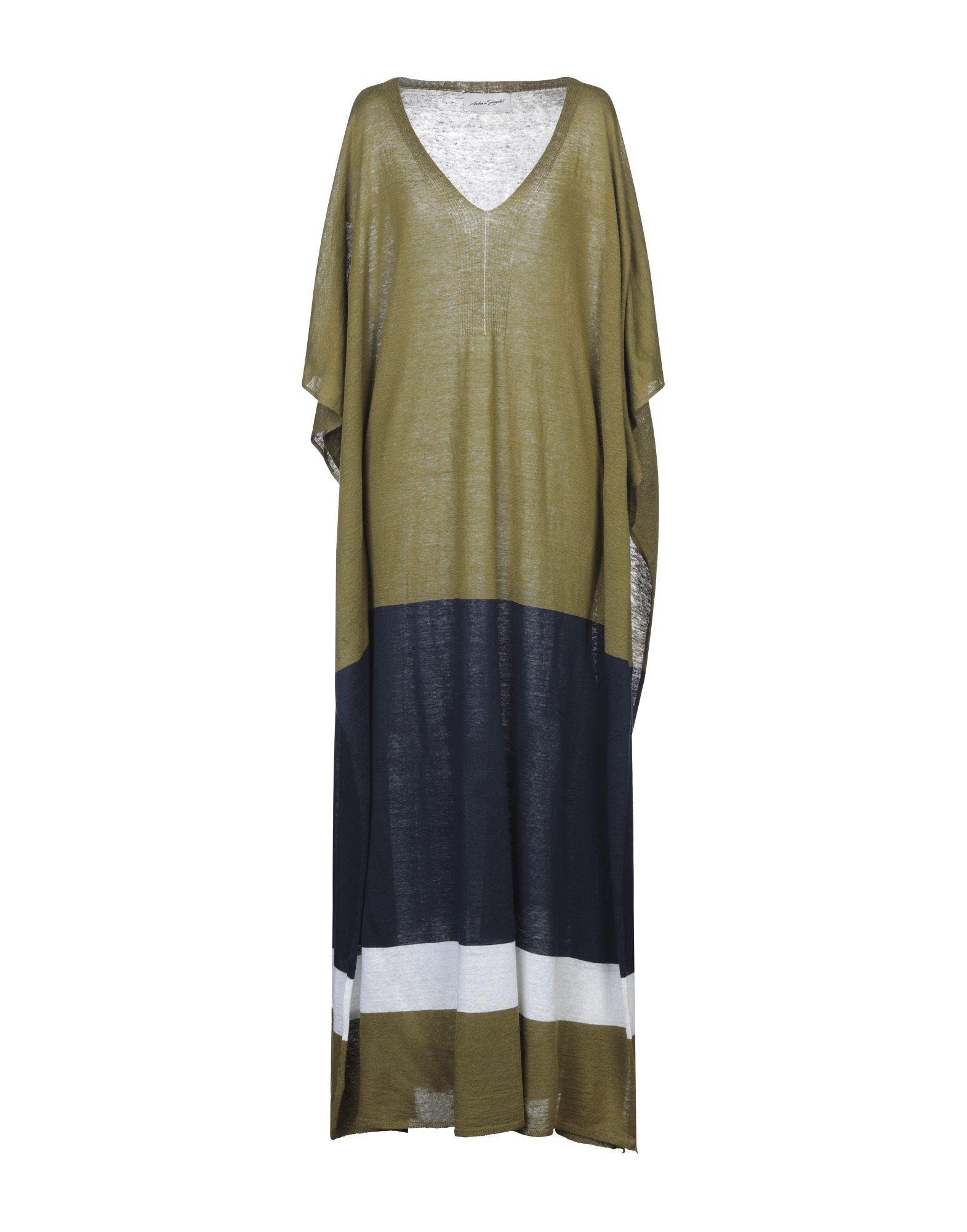 ANTONIA ZANDER Длинное платье