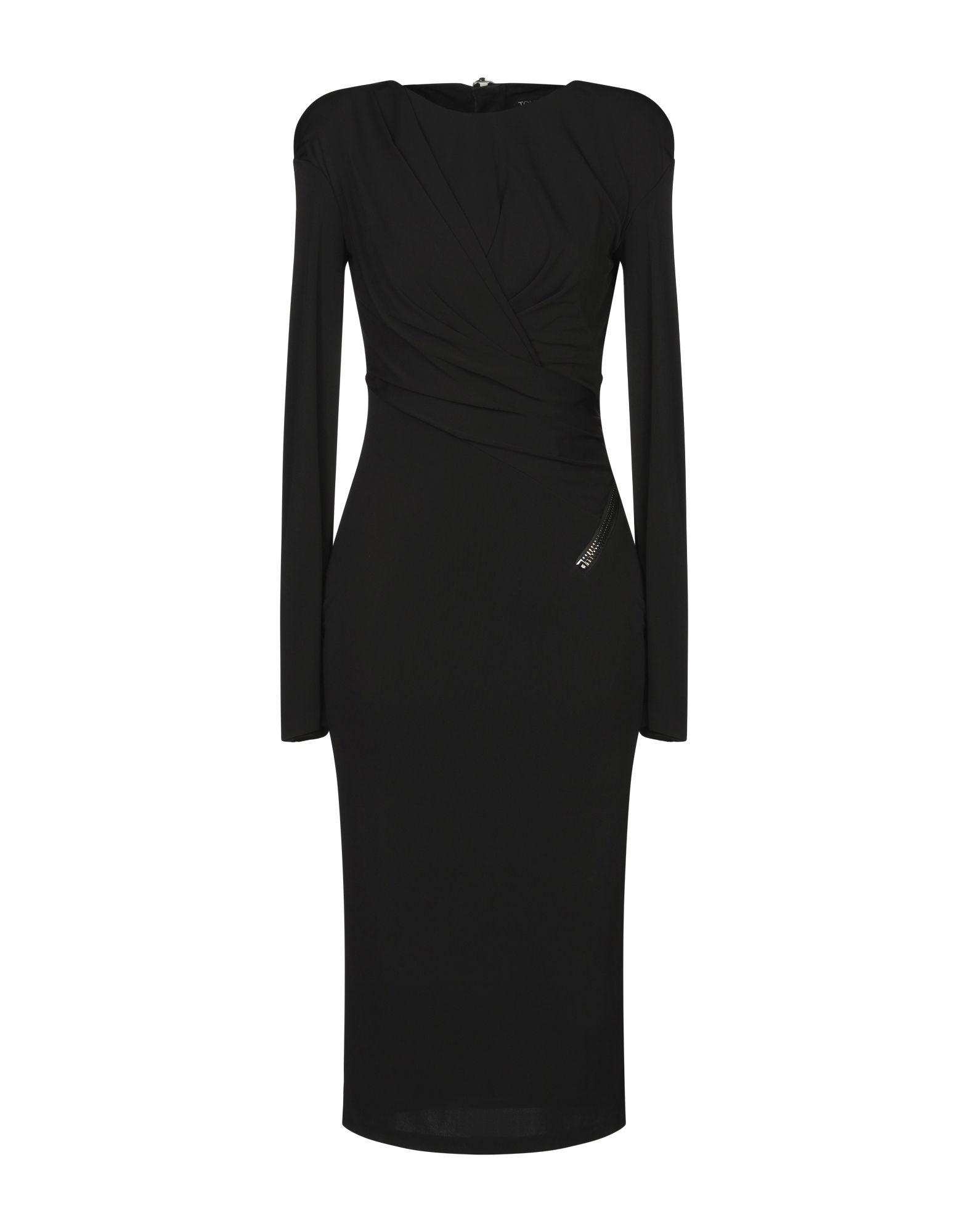 TOM FORD Платье длиной 3/4