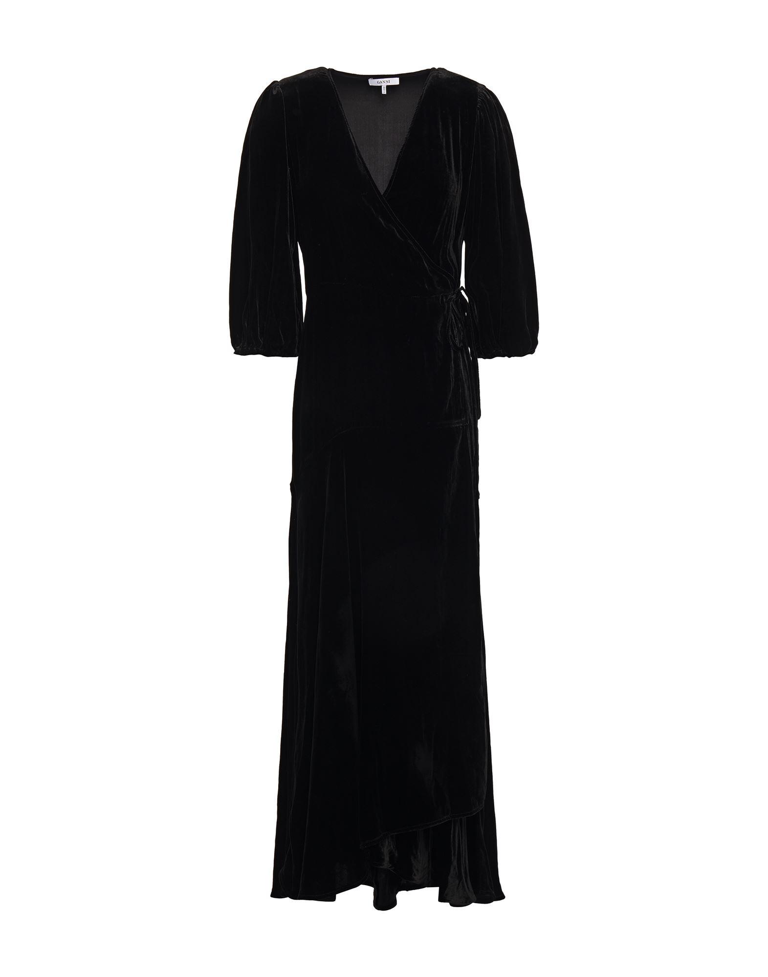 GANNI Длинное платье