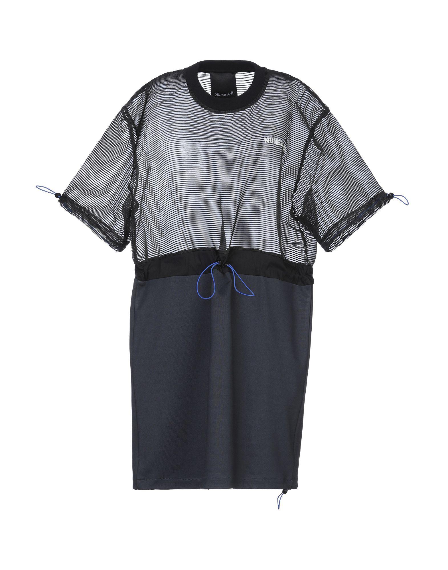 NUMERO 00 Короткое платье numero 00 толстовка