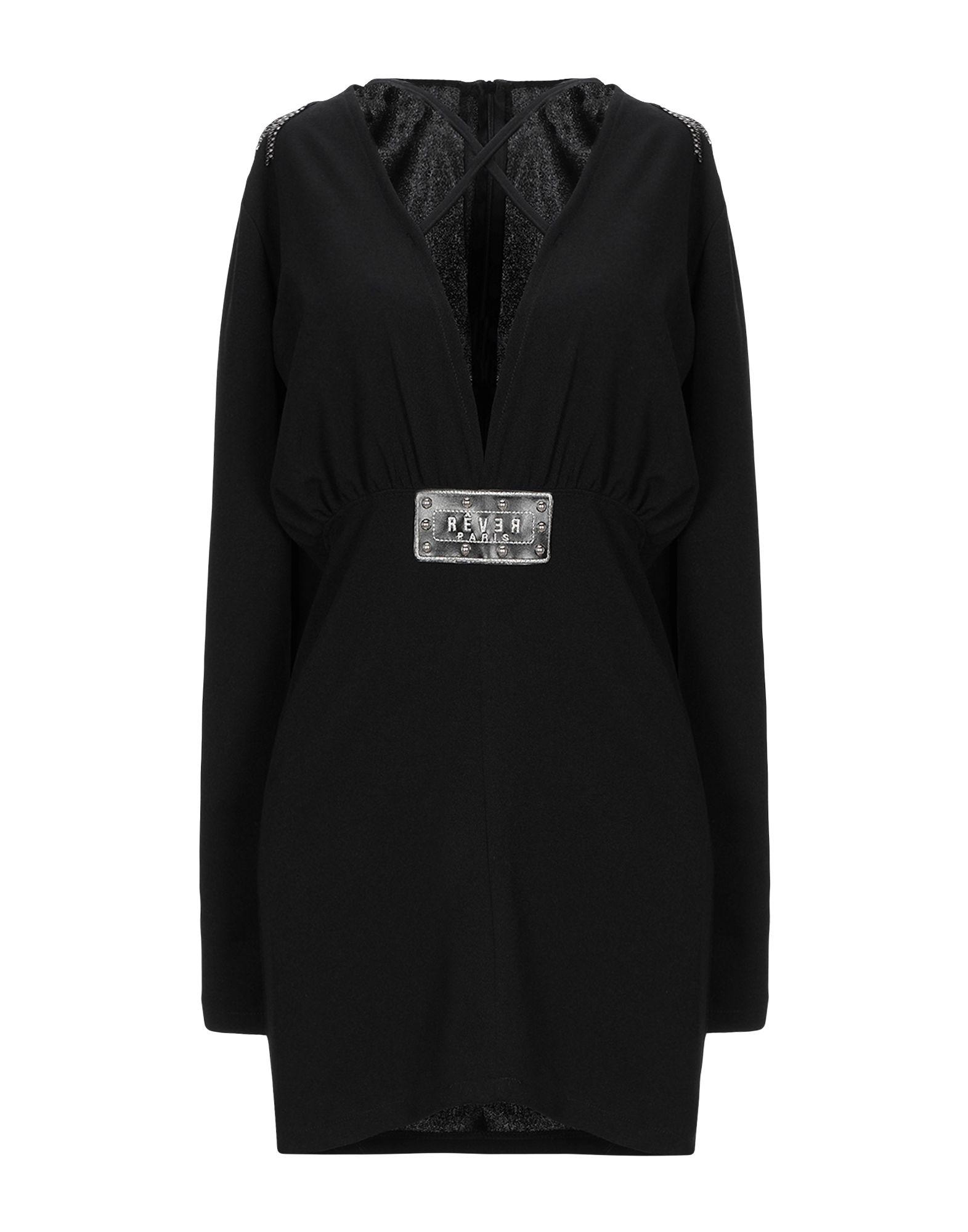 RÊVER Paris Короткое платье rêver paris майка
