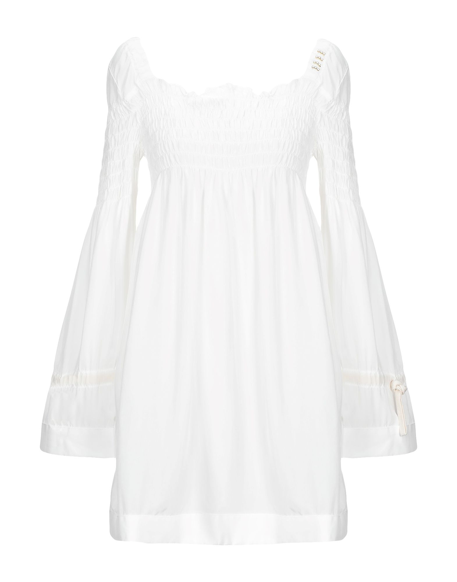 цена ELISA CAVALETTI by DANIELA DALLAVALLE Короткое платье онлайн в 2017 году