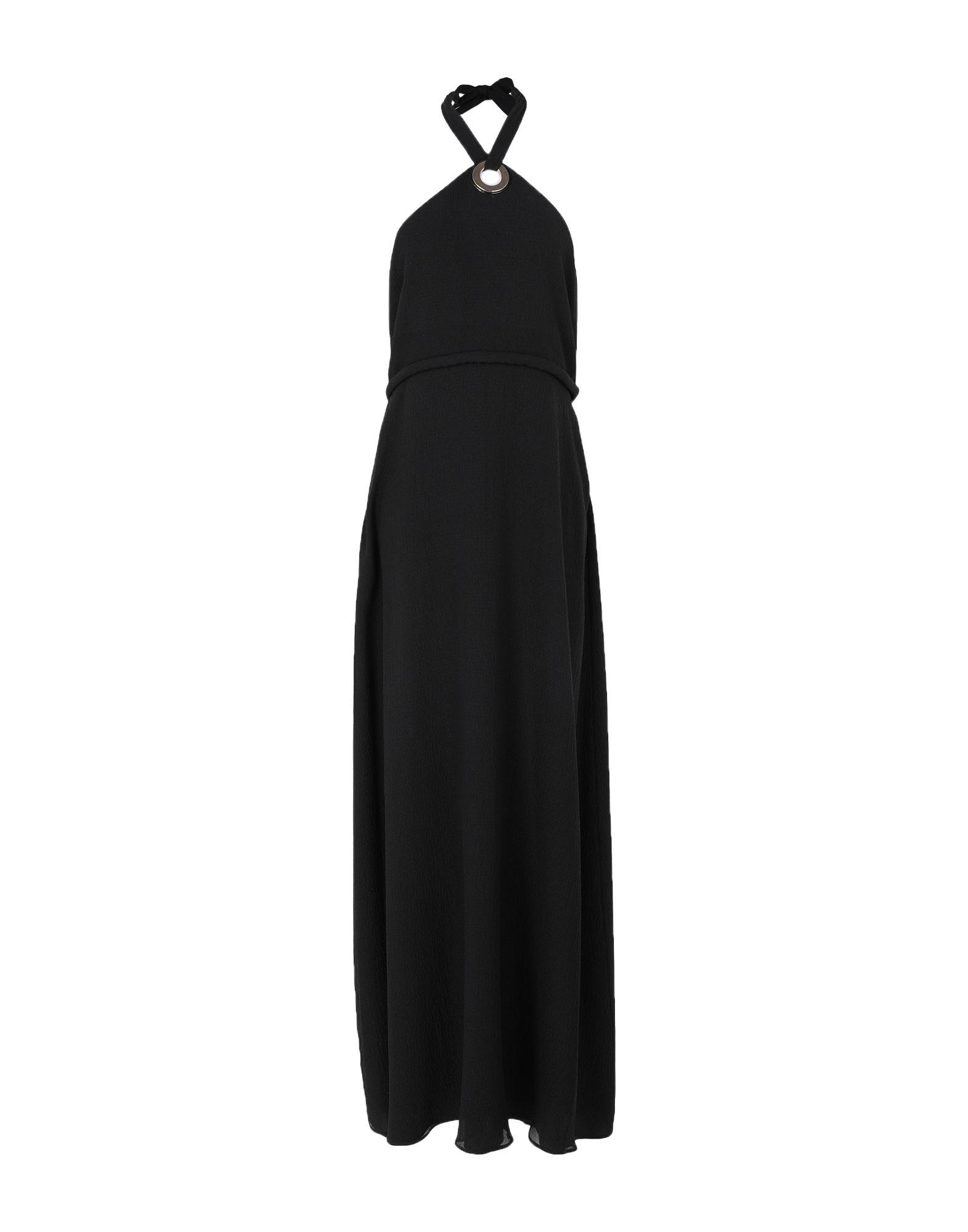цена ICEBERG Длинное платье онлайн в 2017 году