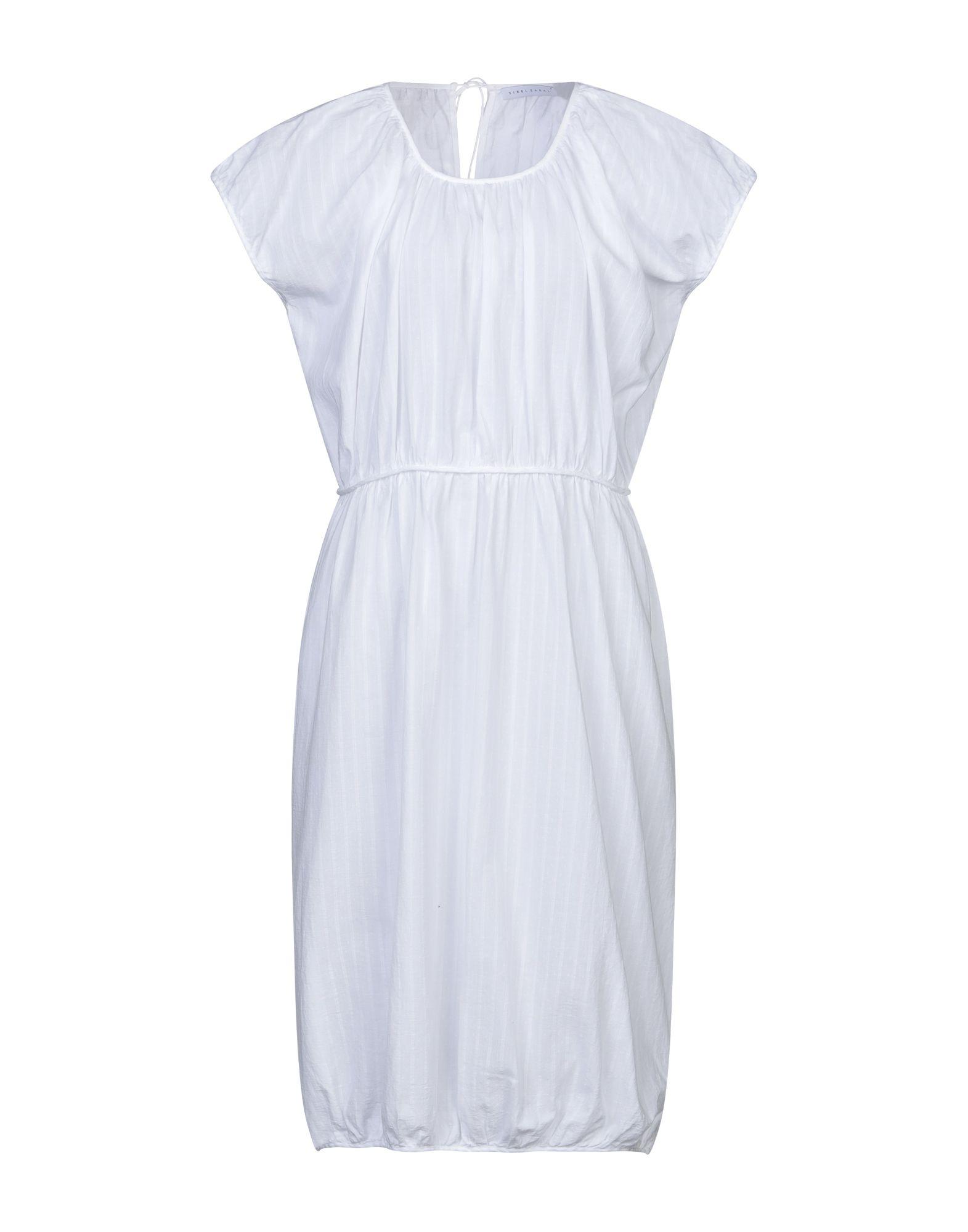 SIBEL SARAL Платье до колена