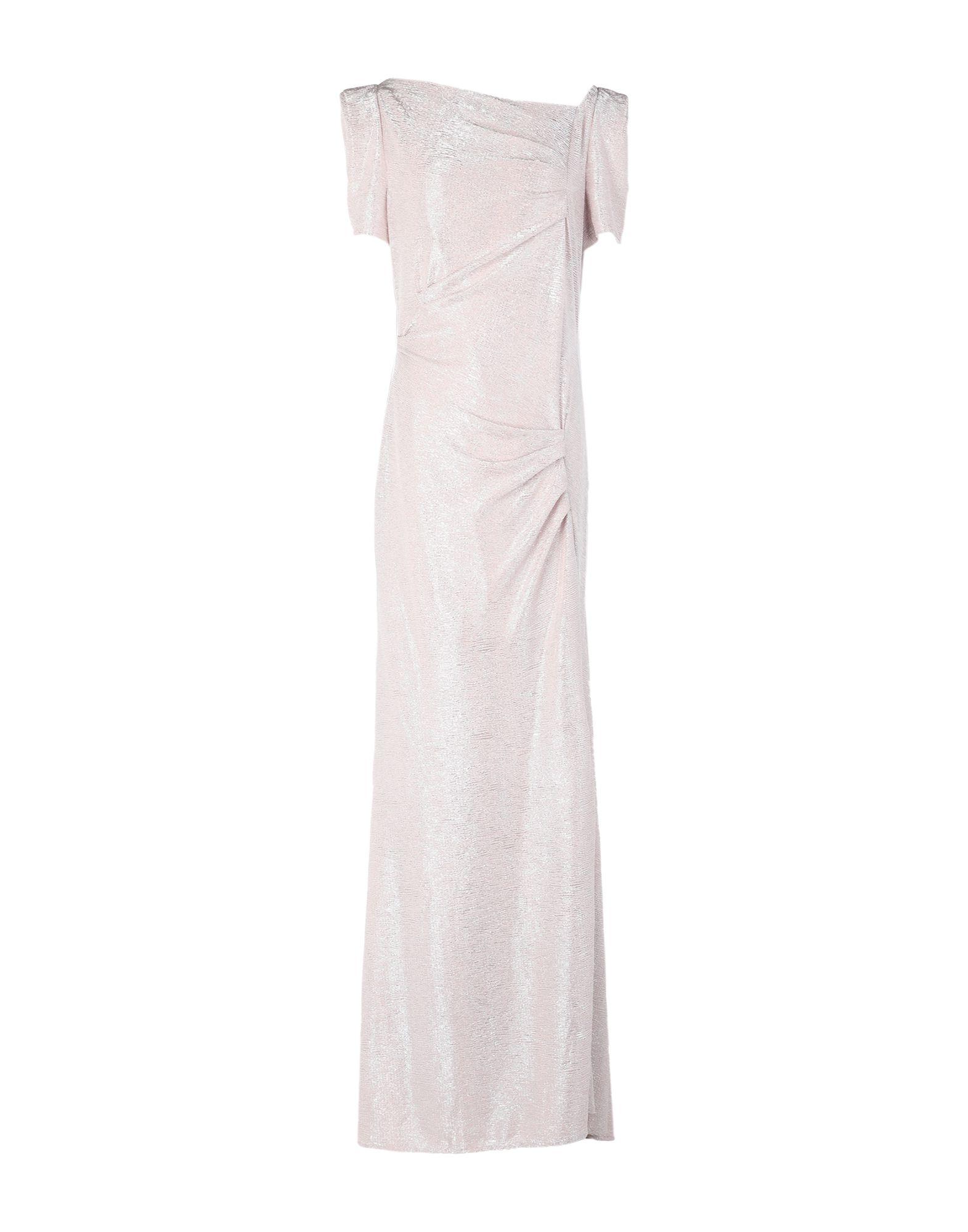 TALBOT RUNHOF Длинное платье