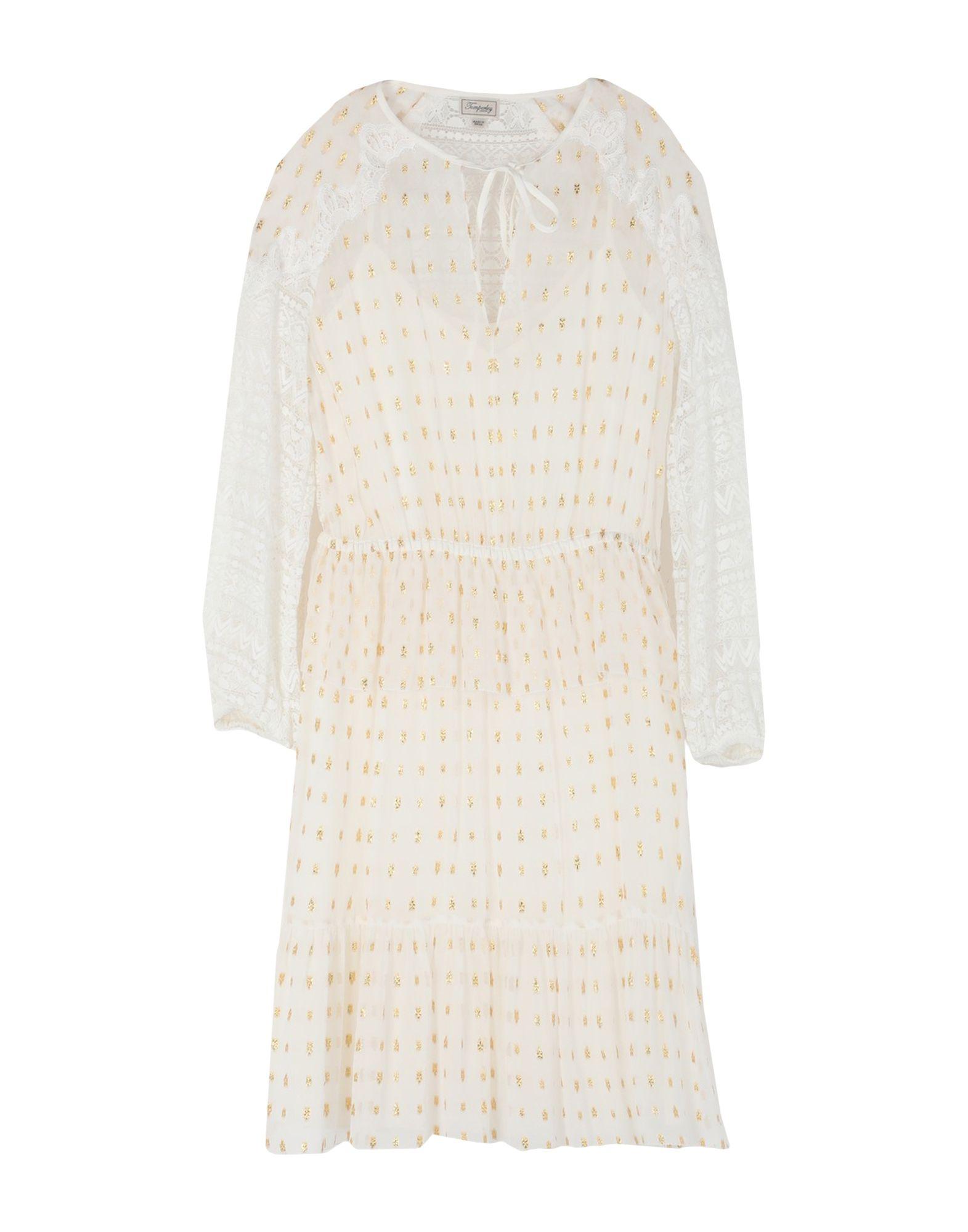 TEMPERLEY LONDON Короткое платье