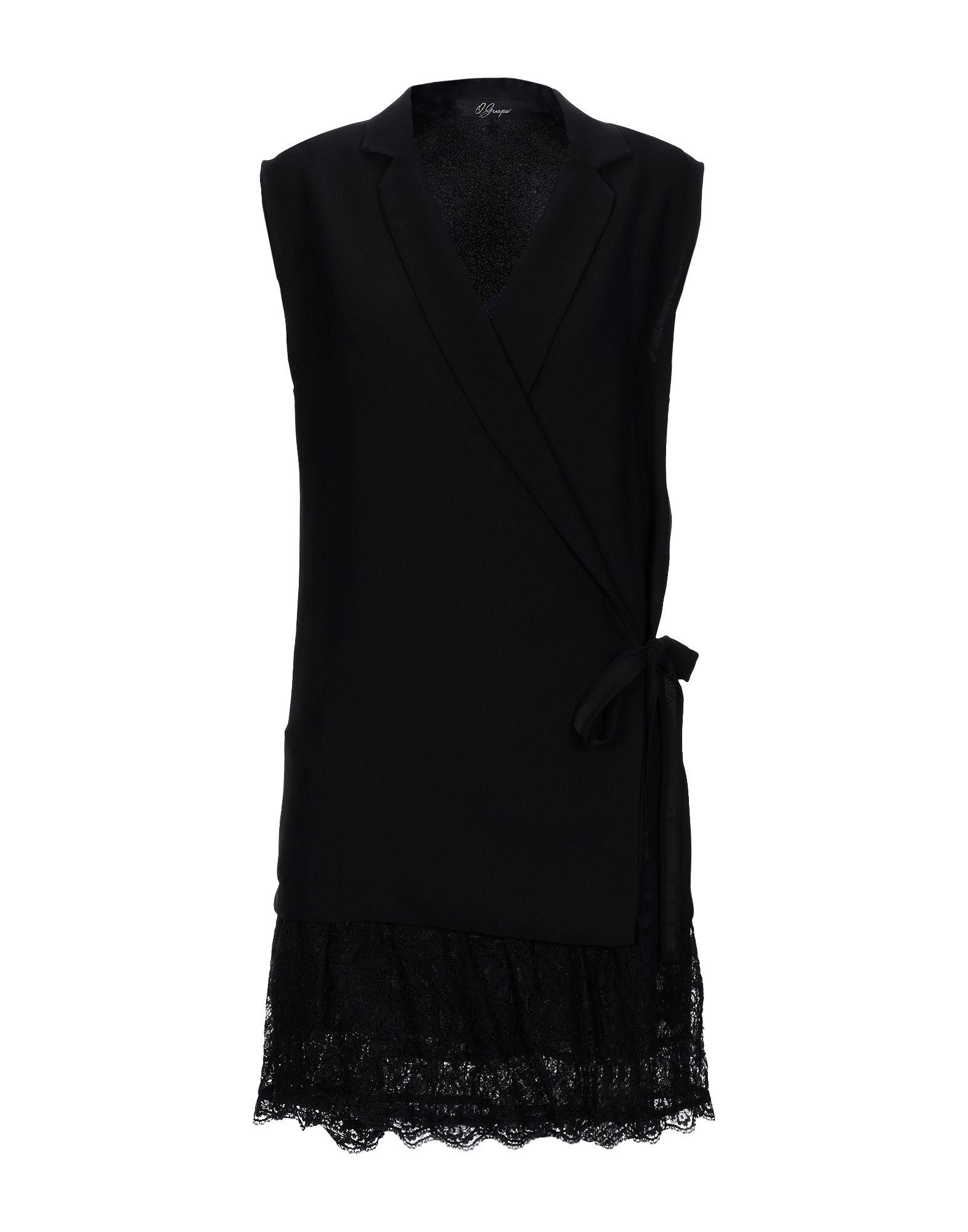 QUEGUAPA Короткое платье