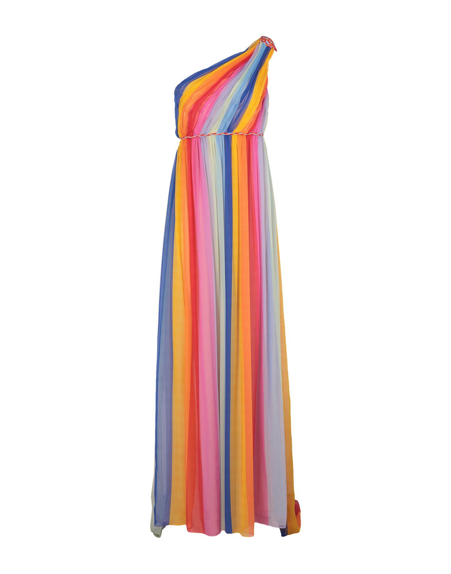CAROLINA HERRERA Длинное платье