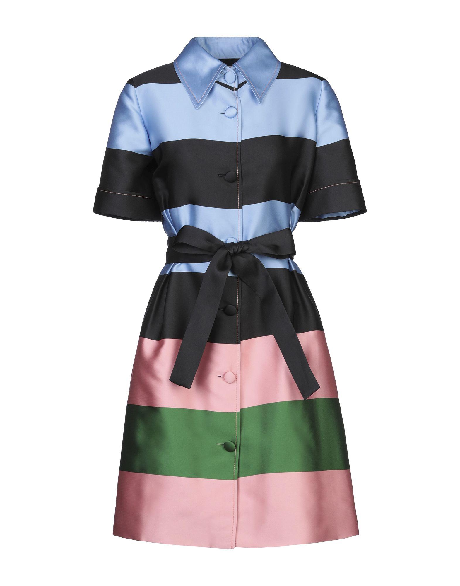 CAROLINA HERRERA Короткое платье платье классического стиля carolina herrera