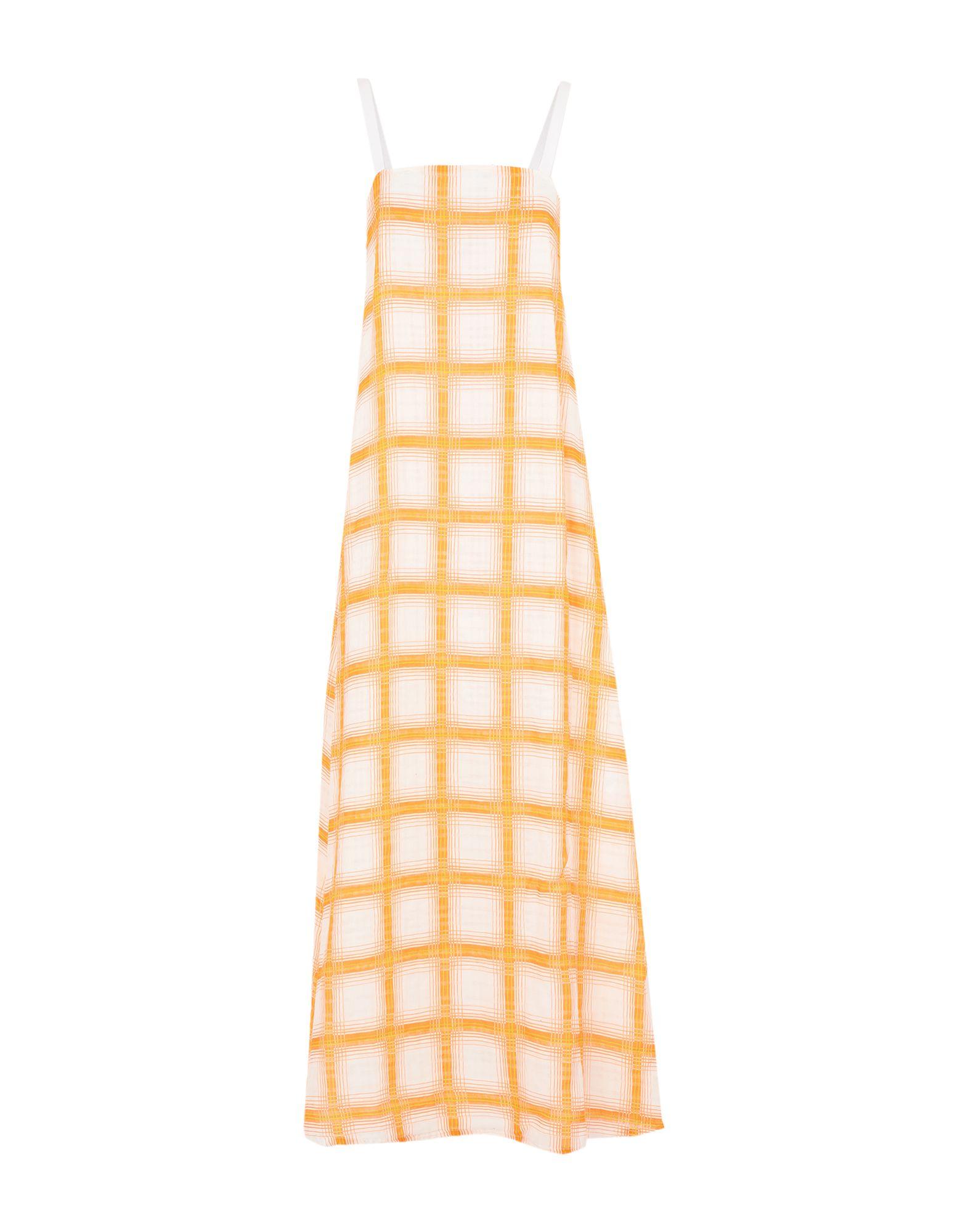 MASSIMO ALBA Длинное платье