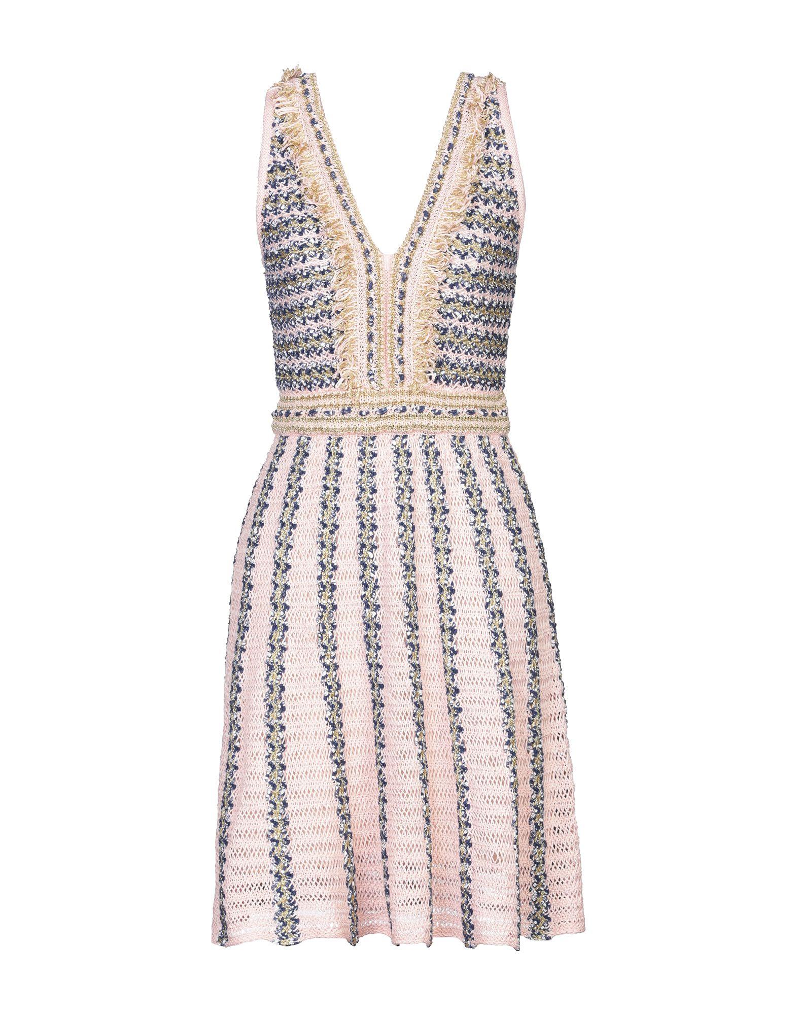 цена M MISSONI Платье до колена онлайн в 2017 году