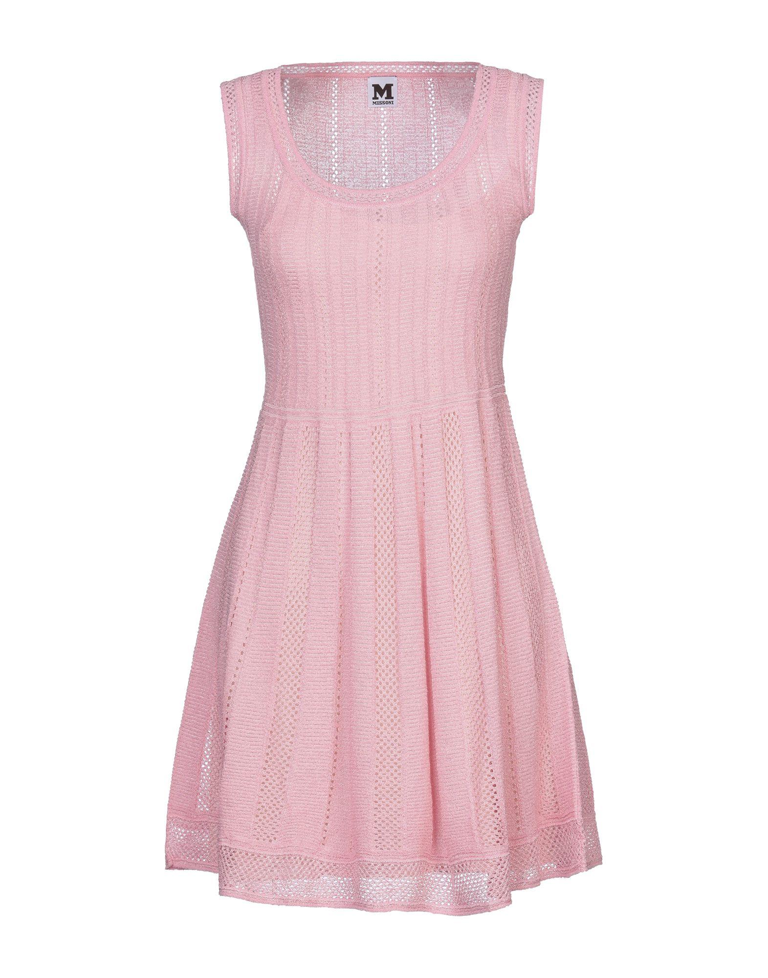 цена на M MISSONI Короткое платье