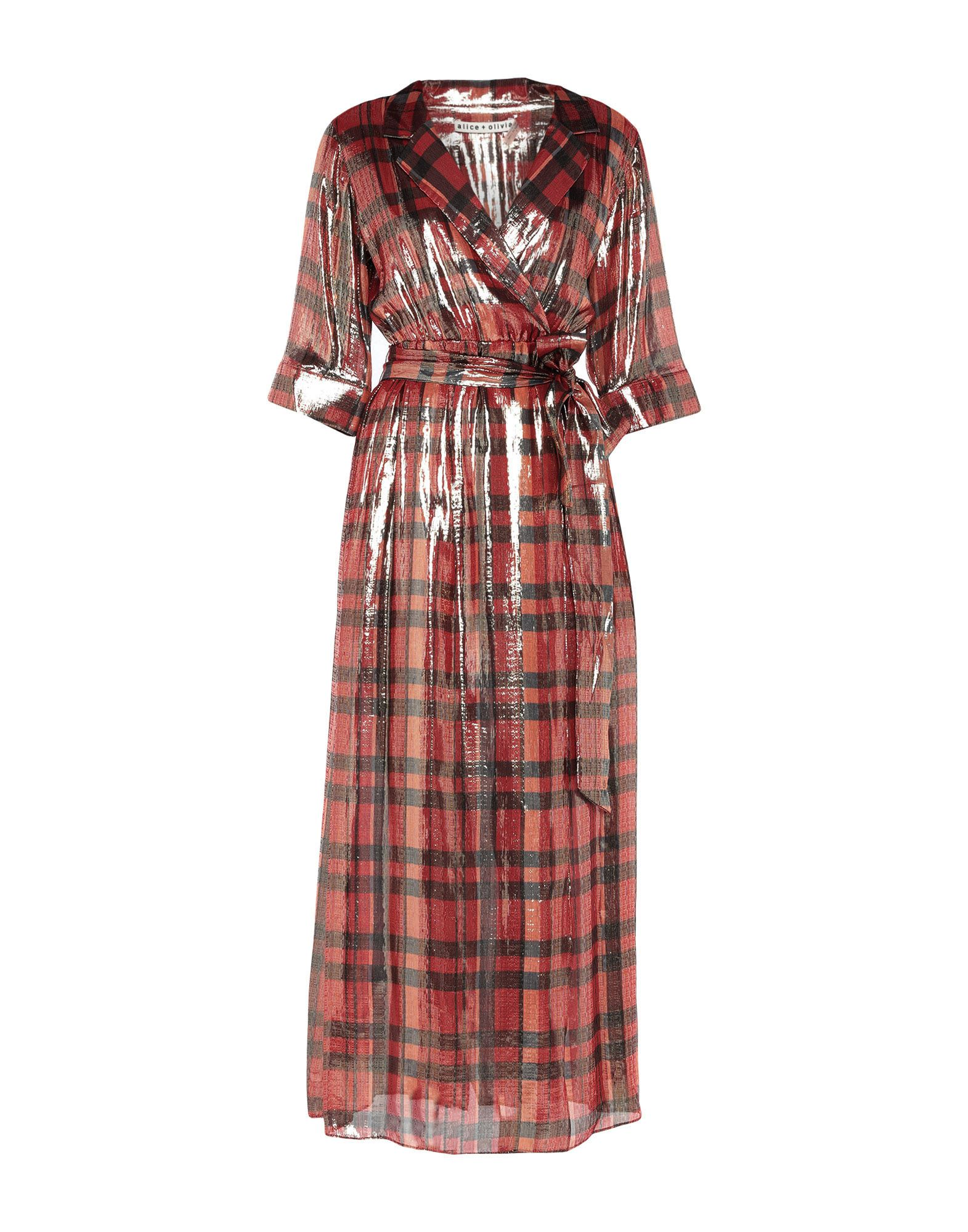 ALICE + OLIVIA Короткое платье платье alice olivia alice olivia al054ewaeqj2