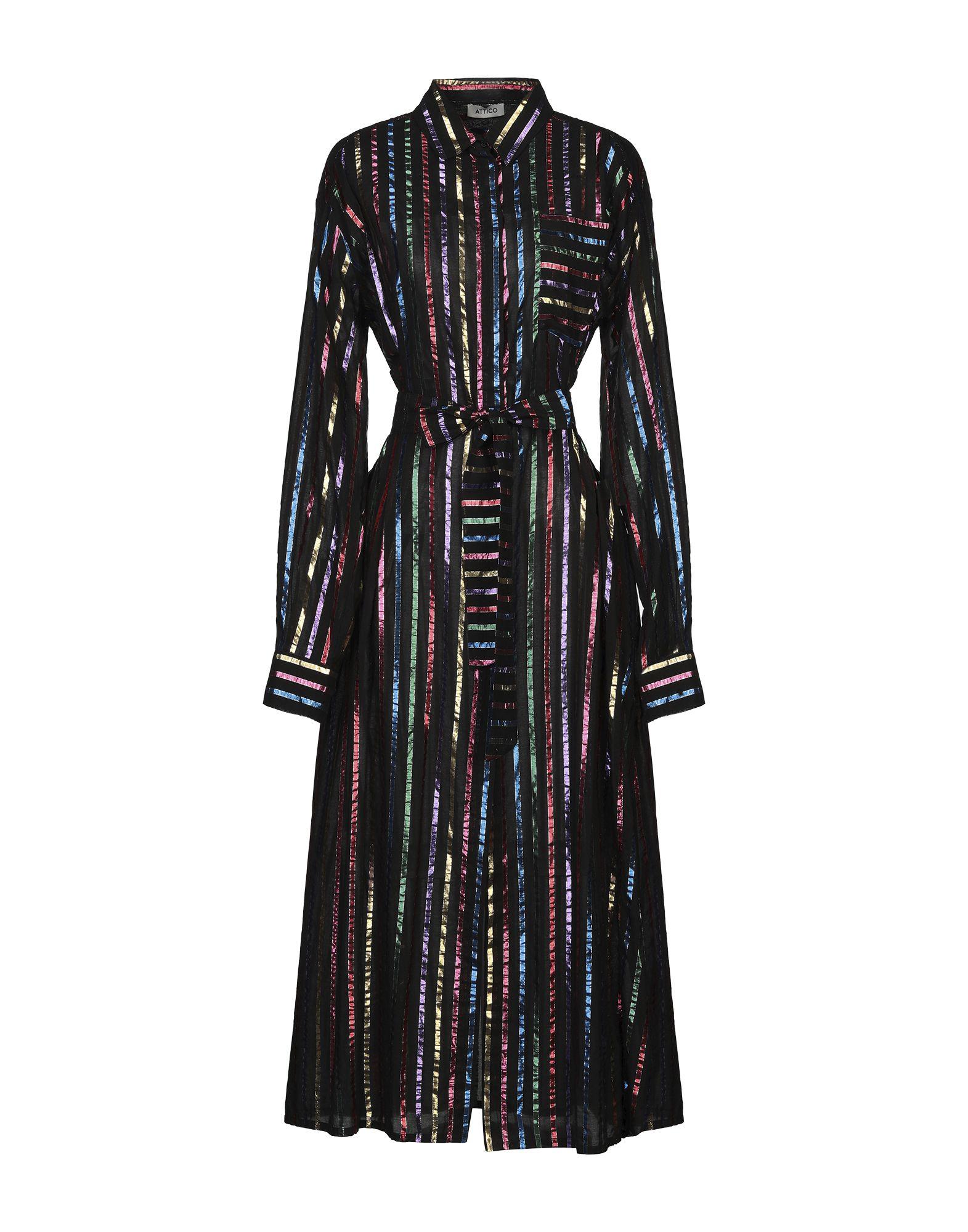 THE ATTICO Длинное платье