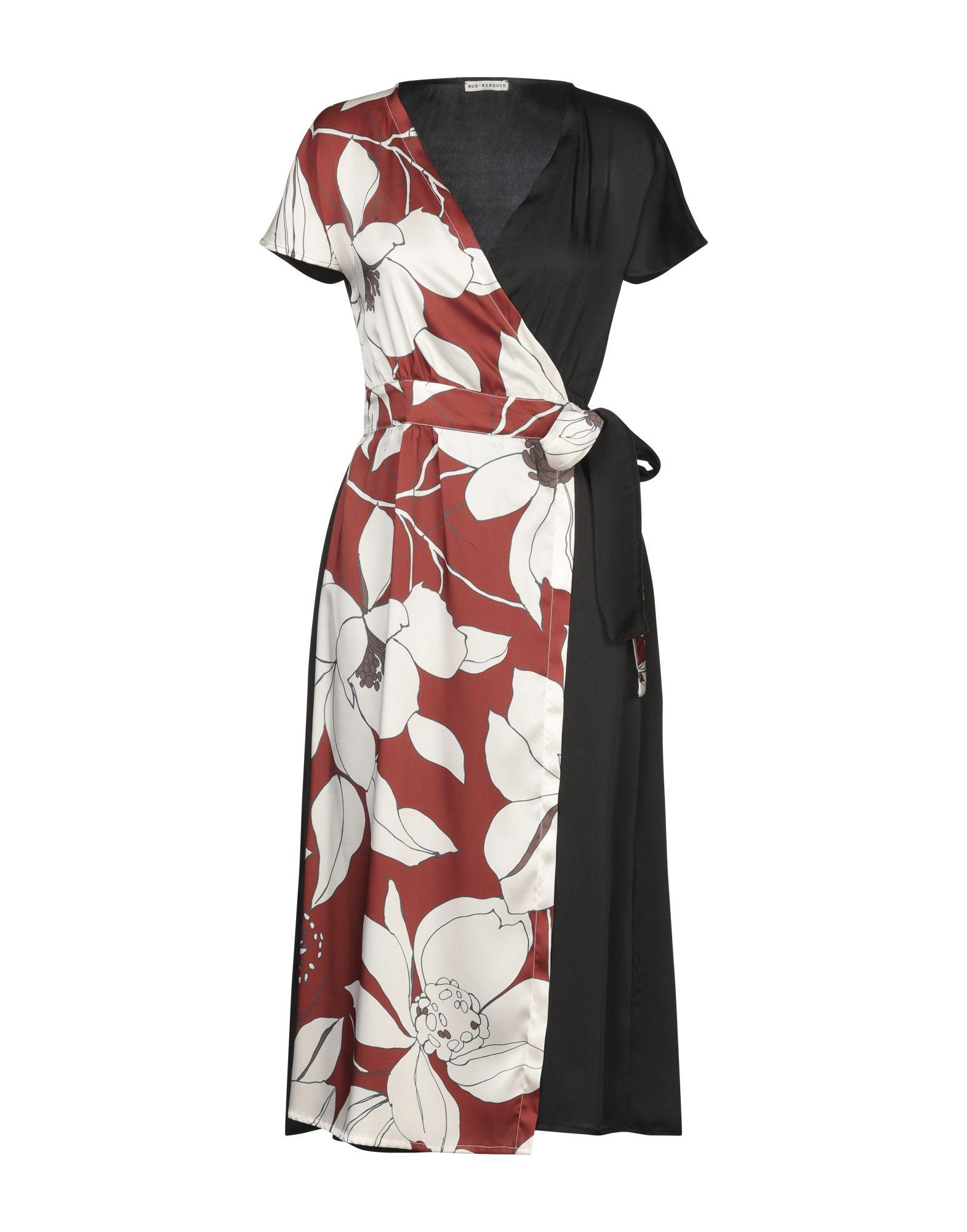 RUE•8ISQUIT Платье длиной 3/4