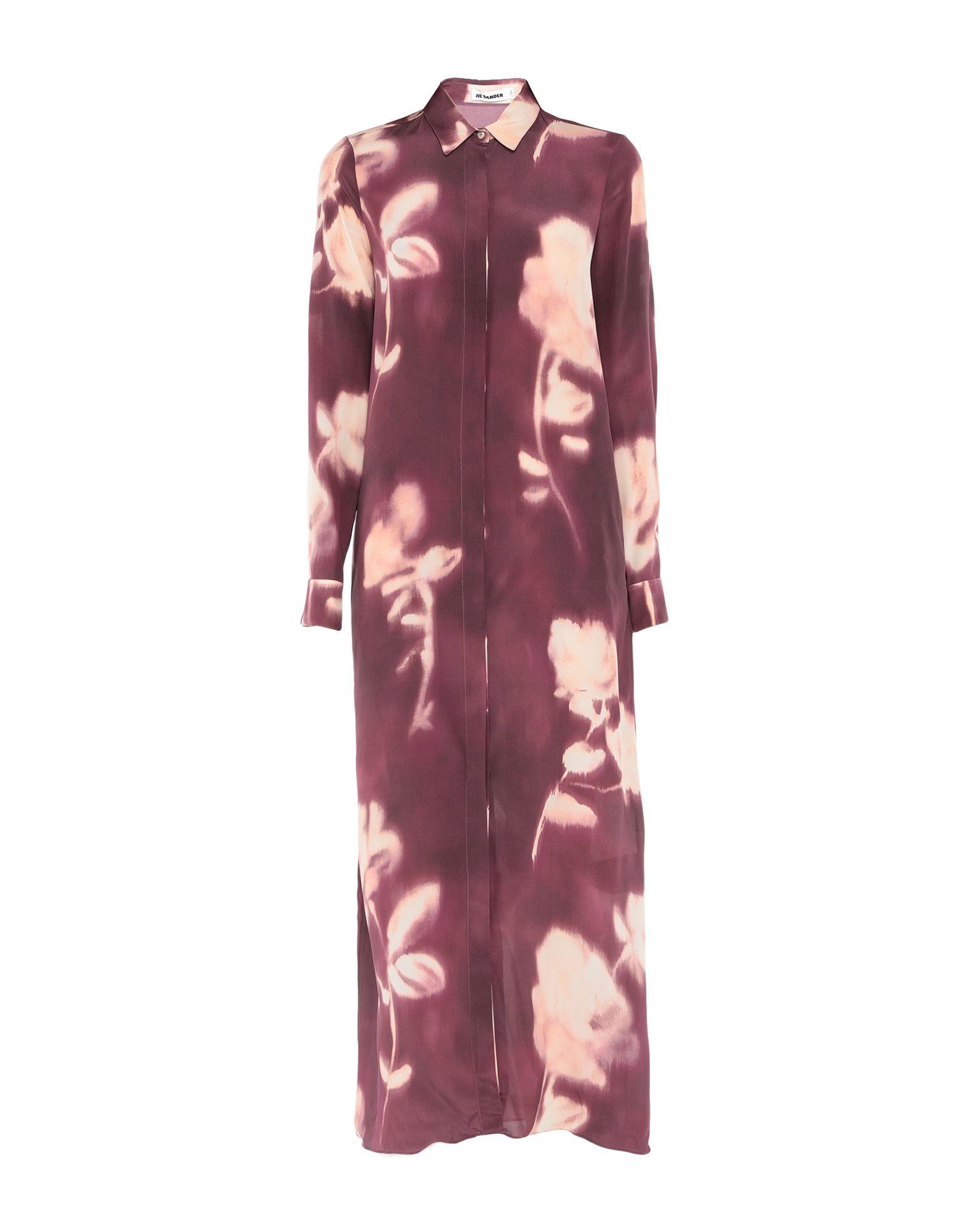 JIL SANDER Длинное платье