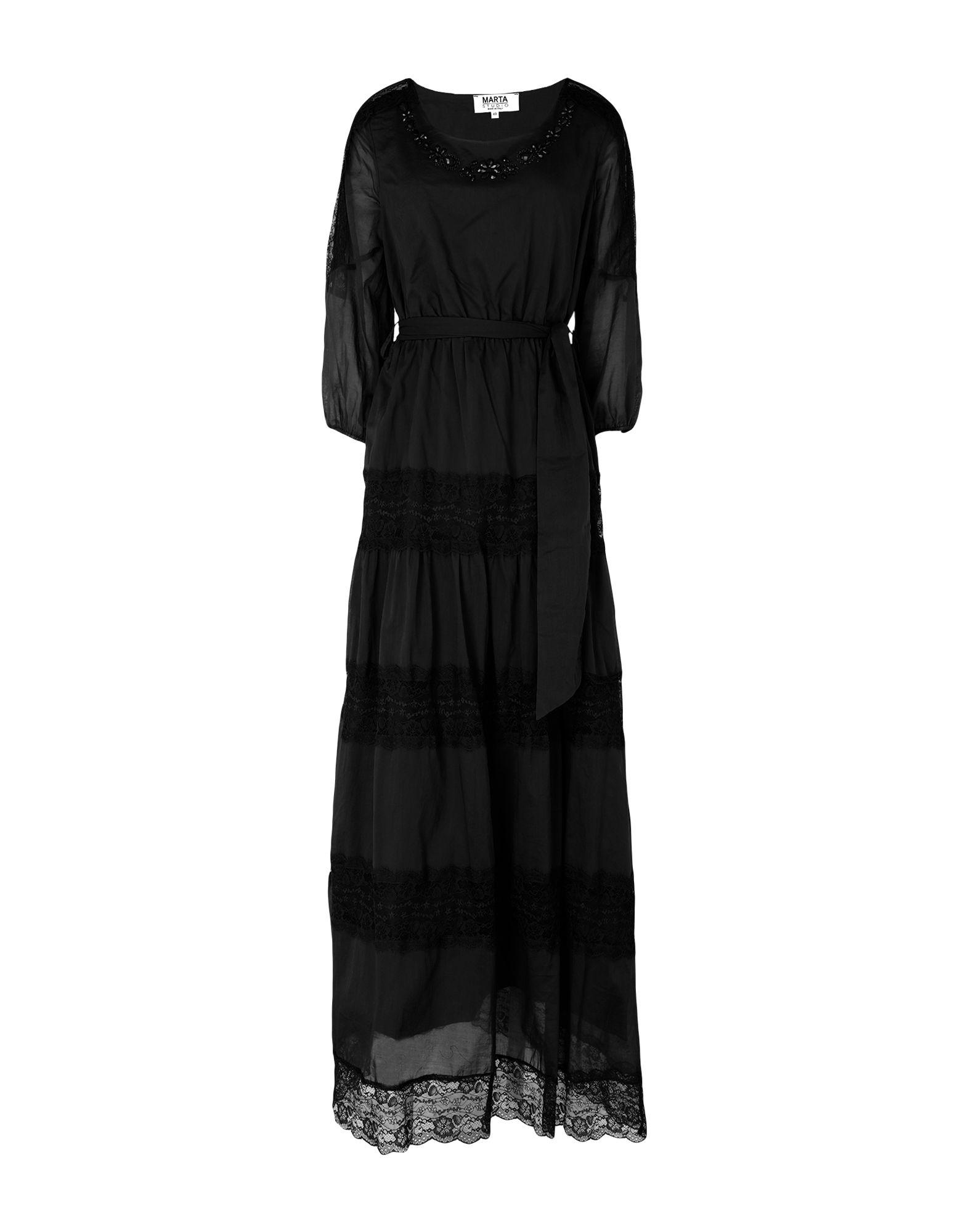 MARTA STUDIO Длинное платье