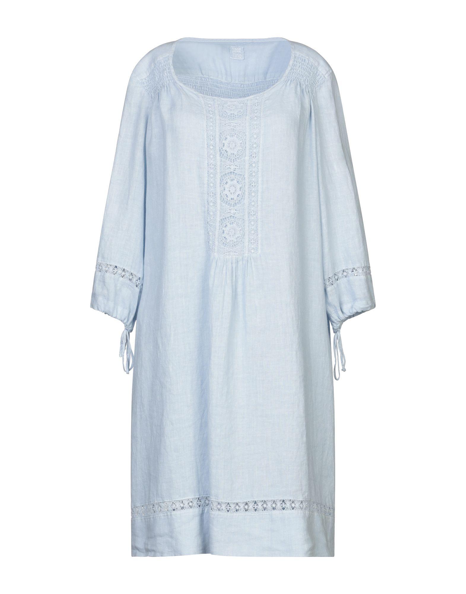 120% Короткое платье