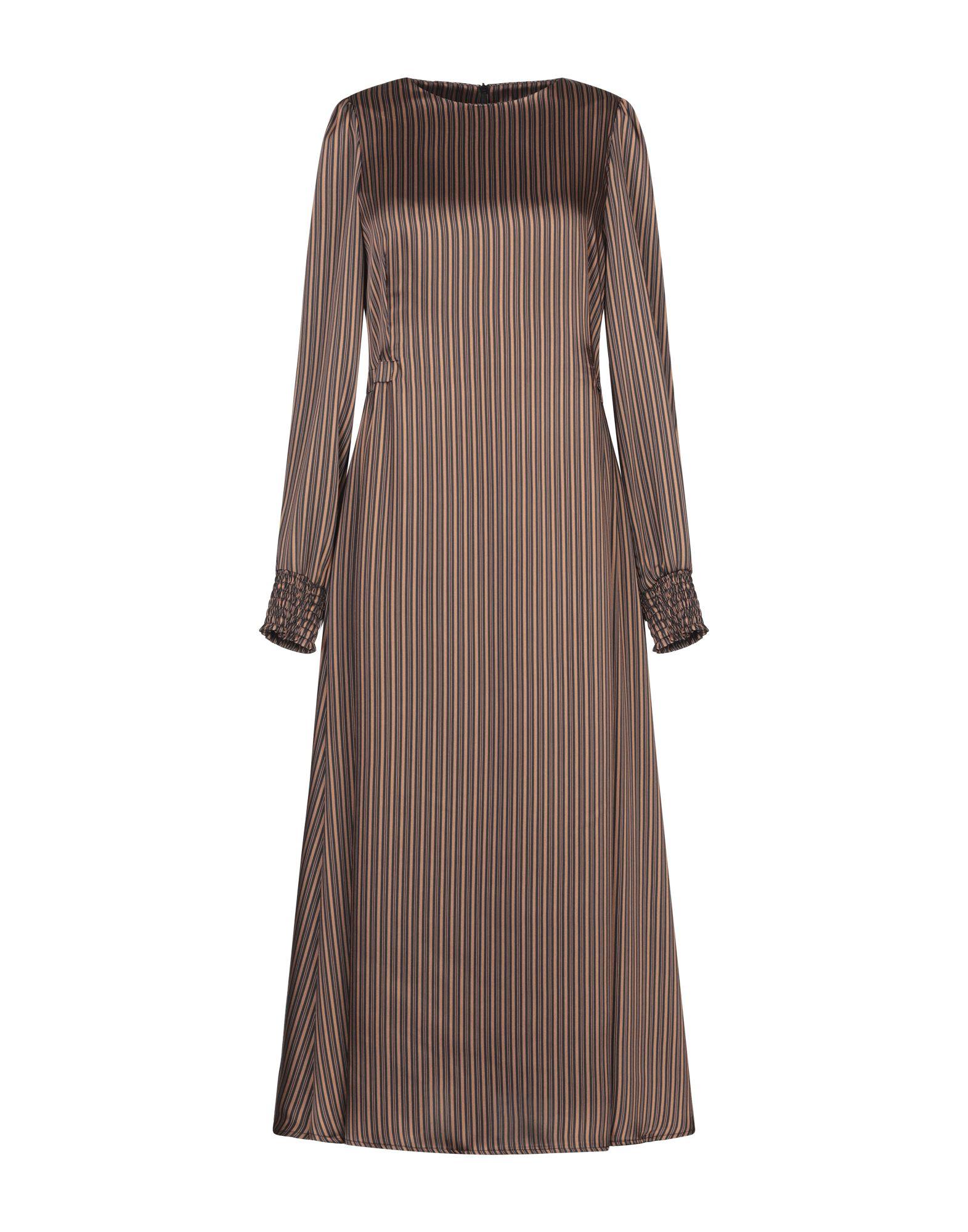BIANCOGHIACCIO Платье длиной 3/4