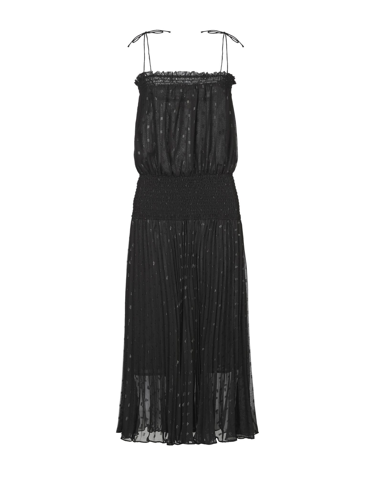 TRAFFIC PEOPLE Длинное платье