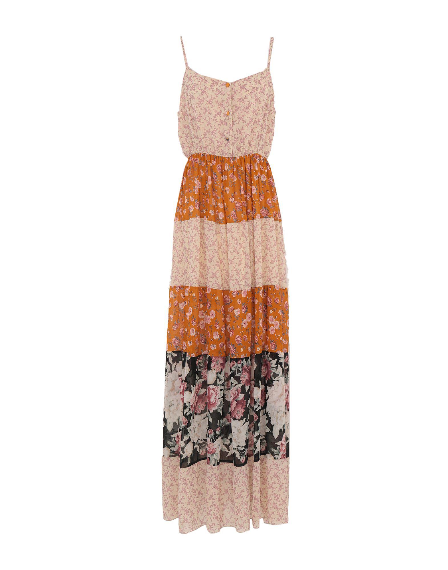CAIPIRINHA Длинное платье