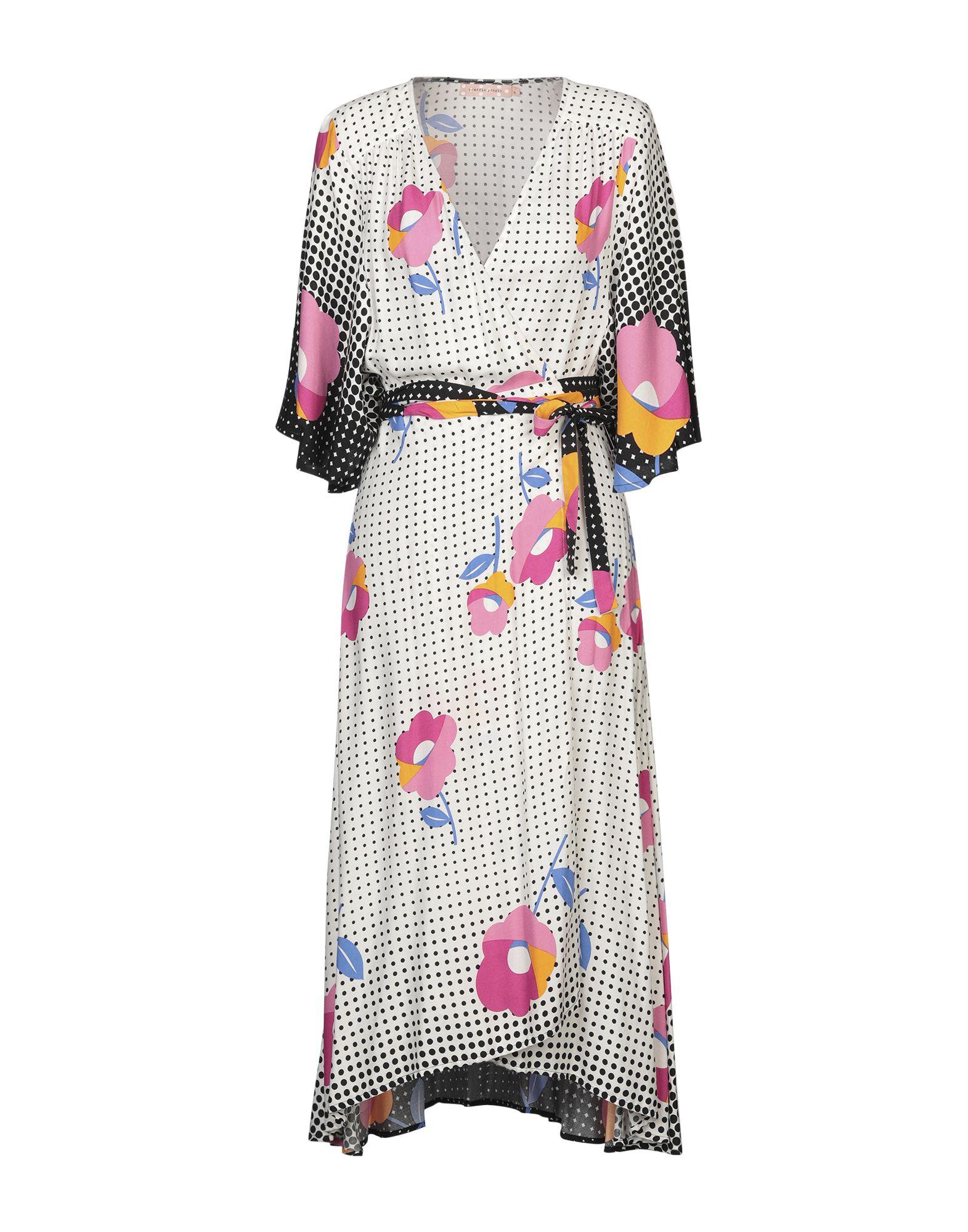 TRAFFIC PEOPLE Платье длиной 3/4
