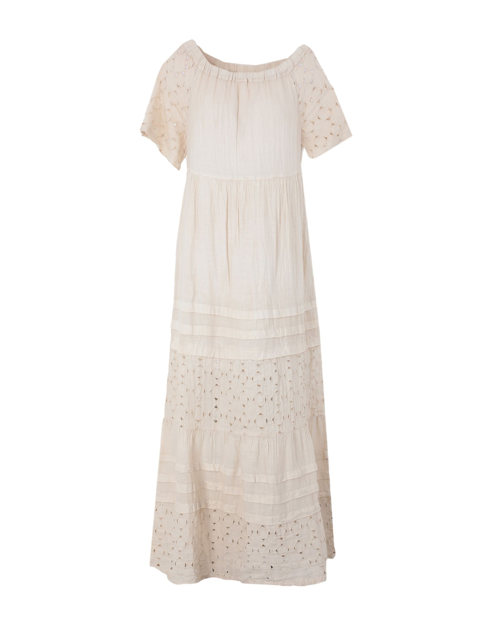 120% Длинное платье