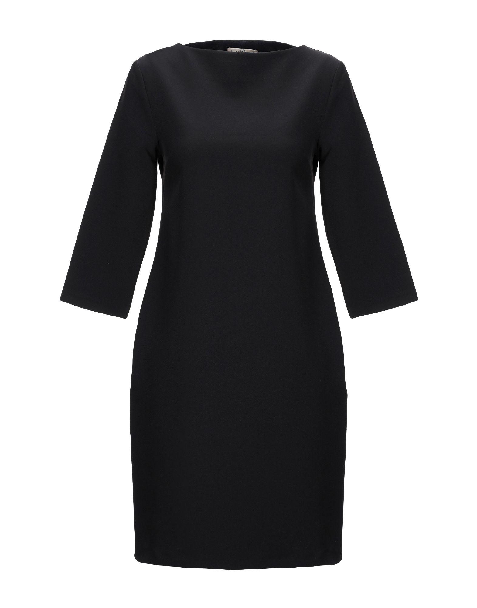 LE SARTE DEL SOLE Короткое платье magazzini del sale короткое платье