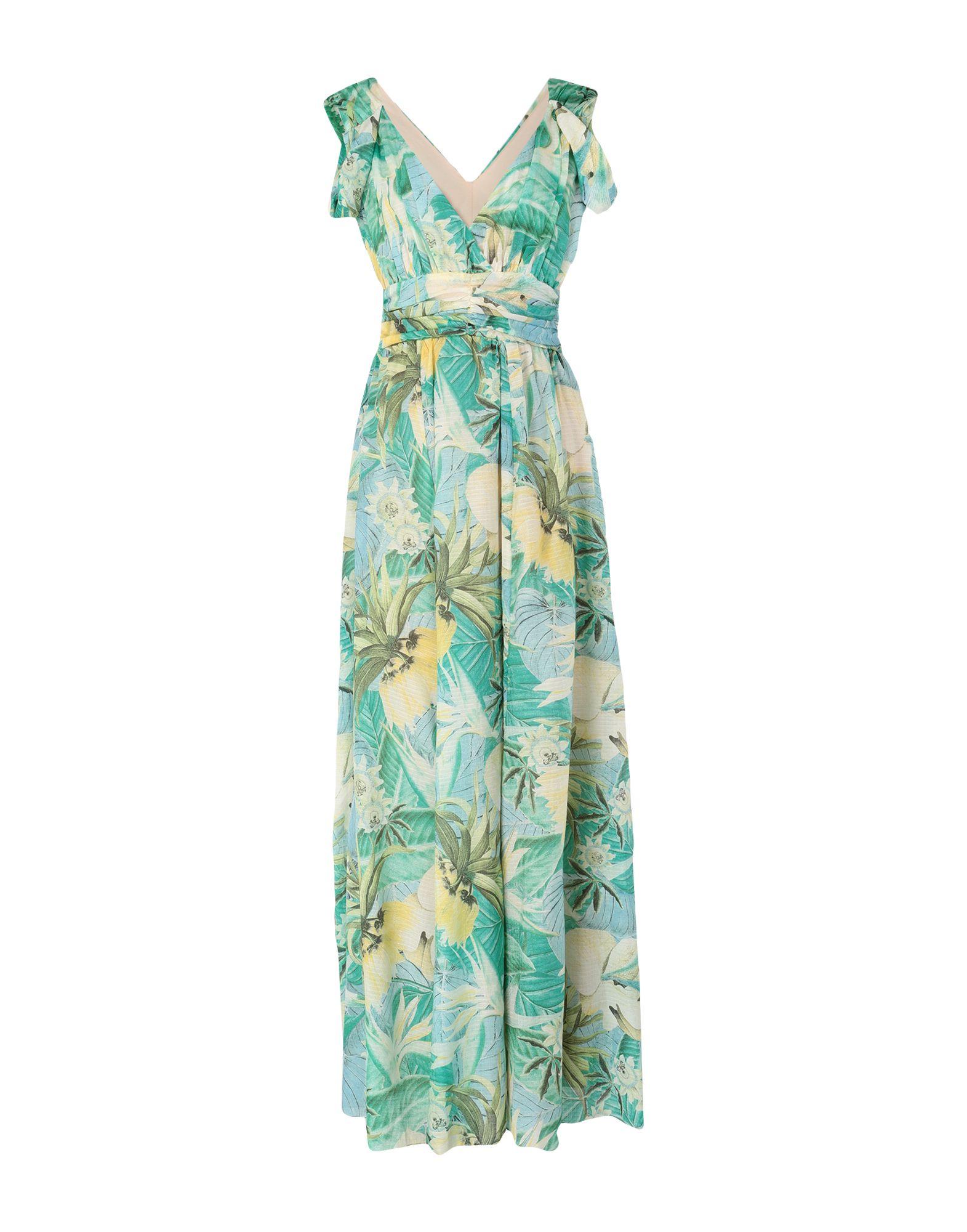 SATÌNE Длинное платье
