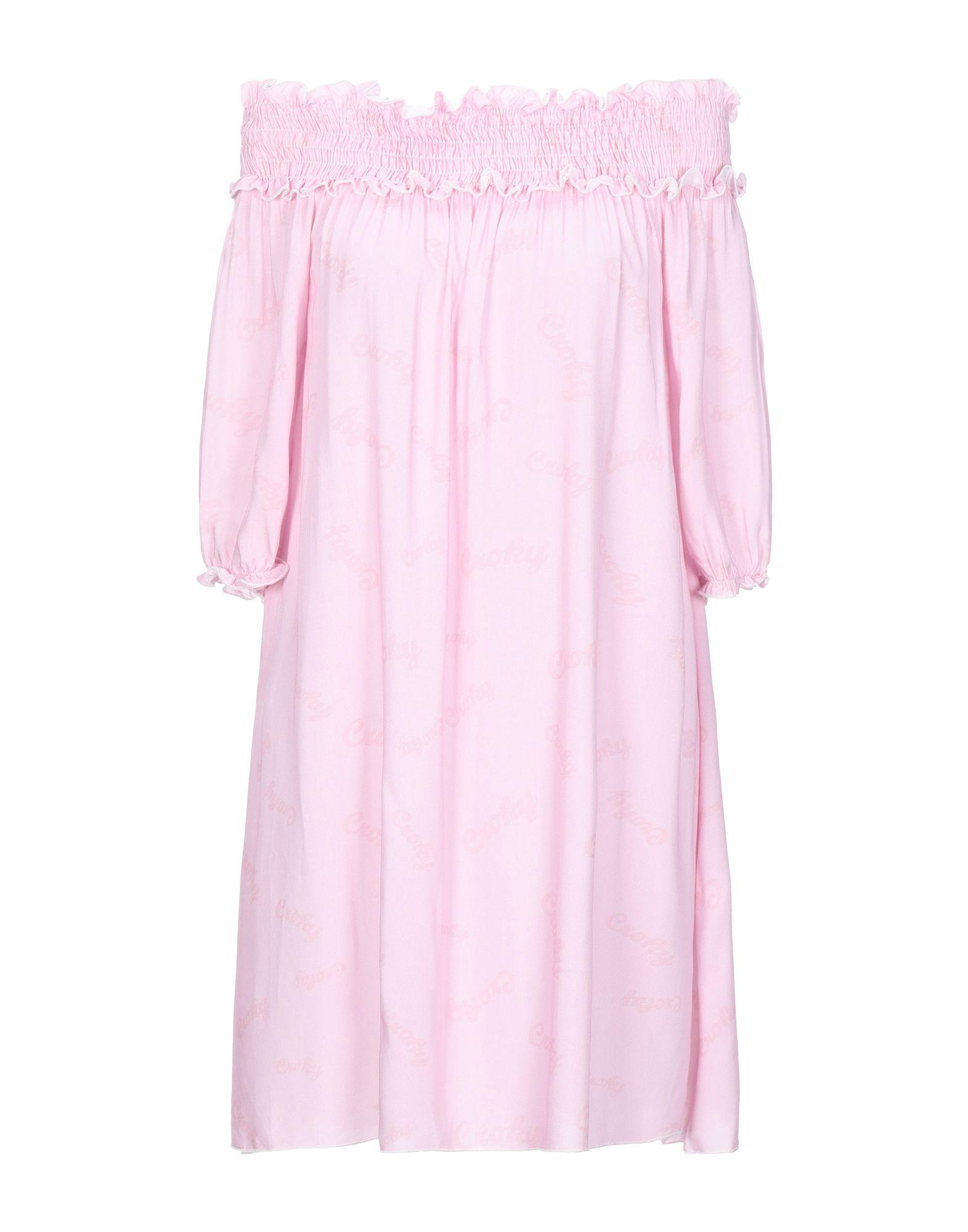 CROKY Короткое платье