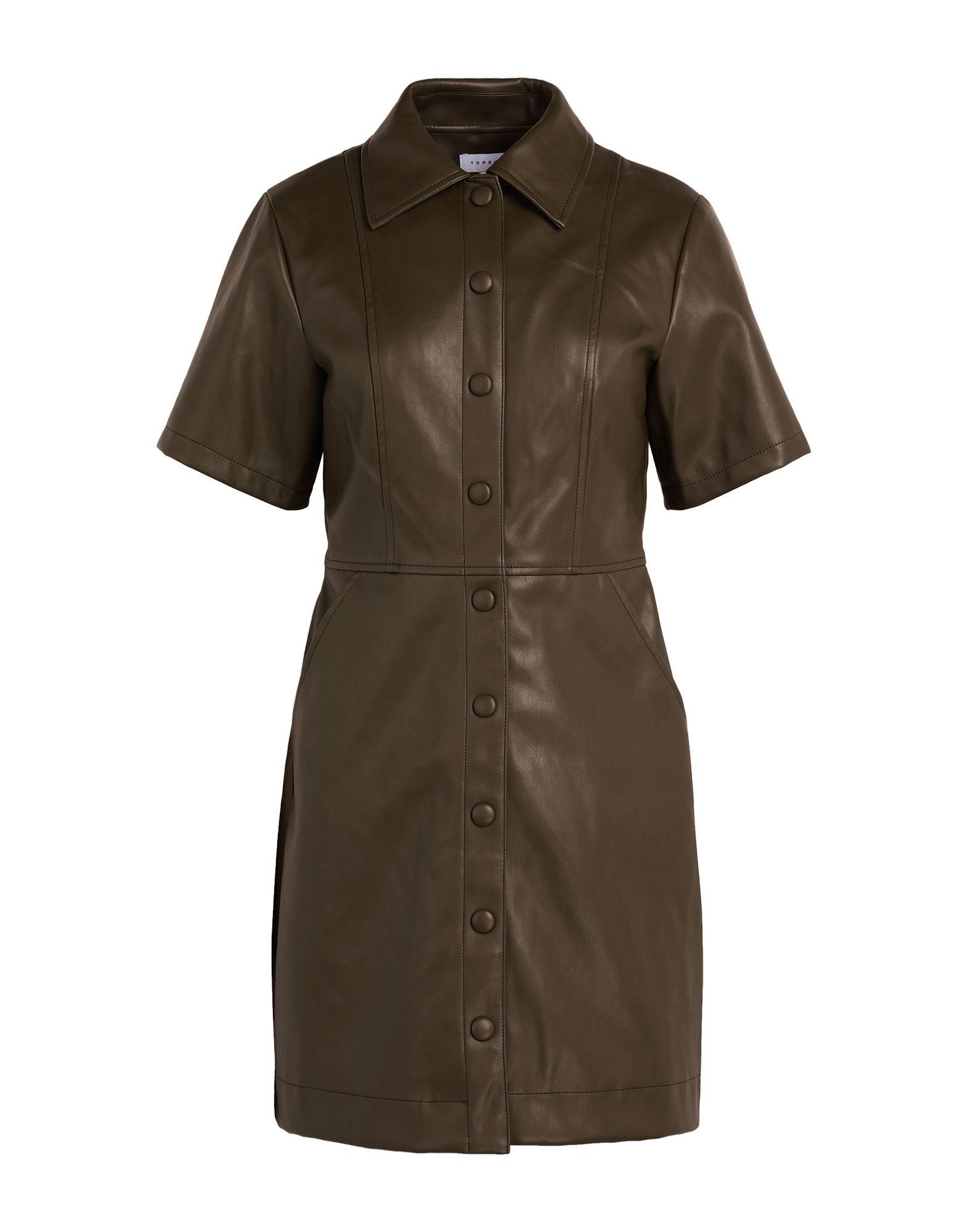 TOPSHOP Короткое платье платье topshop topshop to029ewezbm2