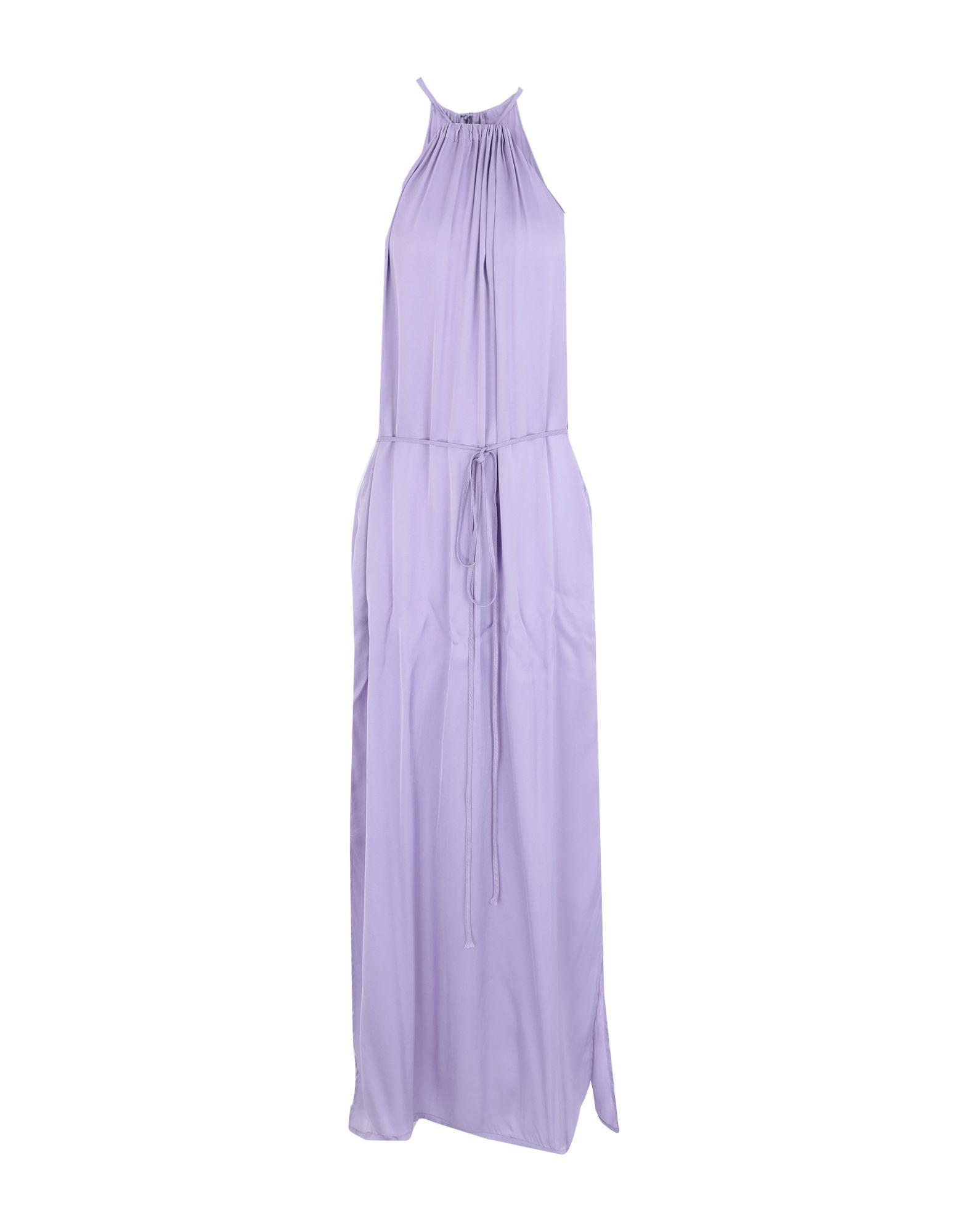 RAQUEL ALLEGRA Длинное платье