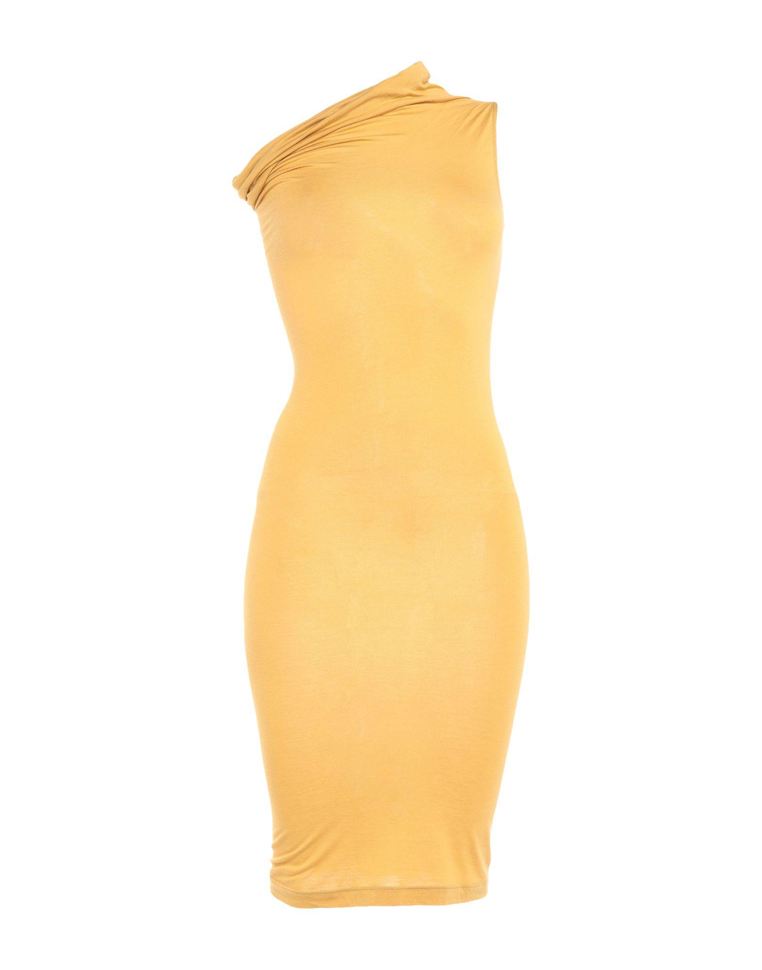 Фото - RICK OWENS LILIES Короткое платье rick owens lilies длинное платье