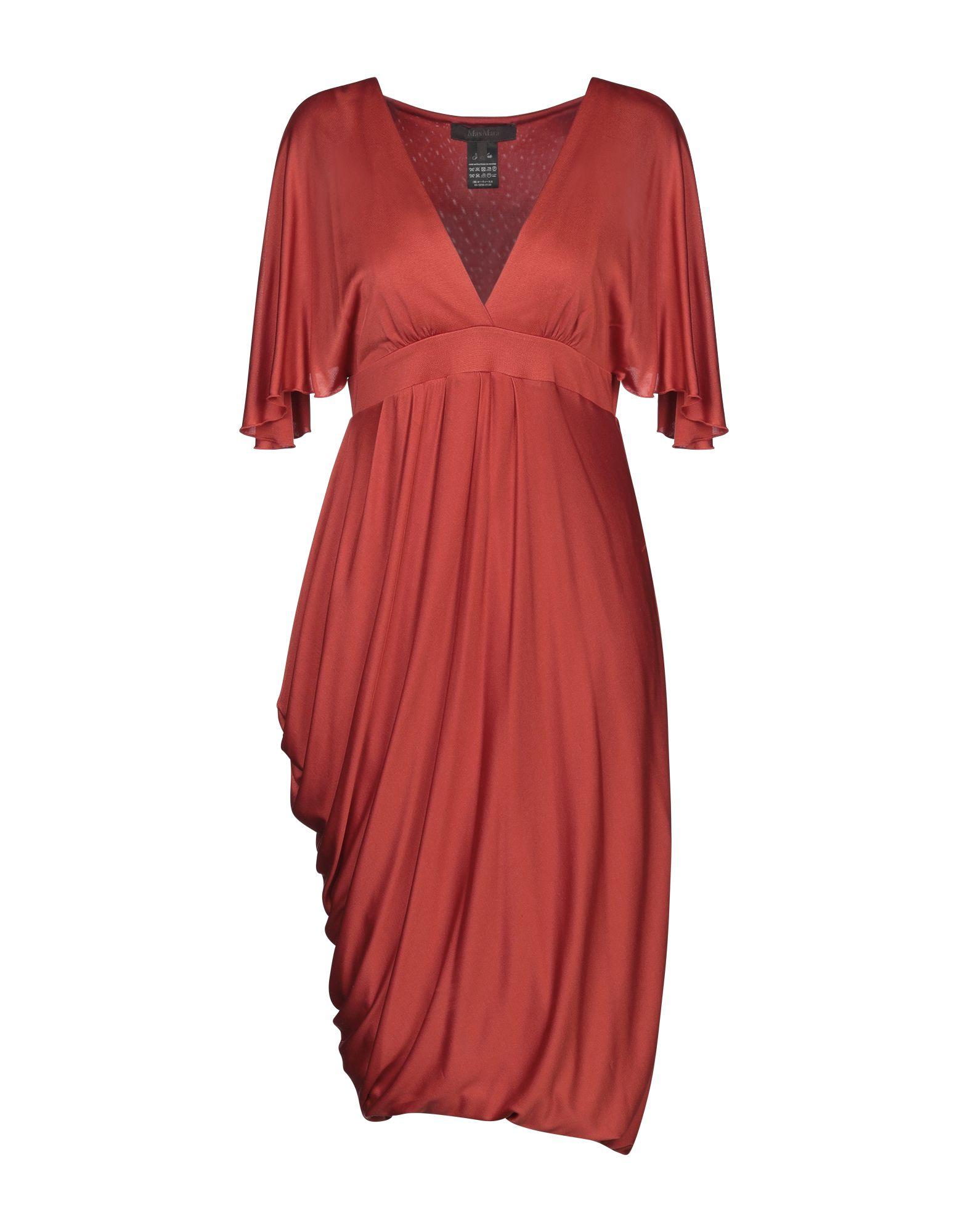 MAX MARA Платье до колена платье max mara leisure max mara leisure ma196ewgkkp5