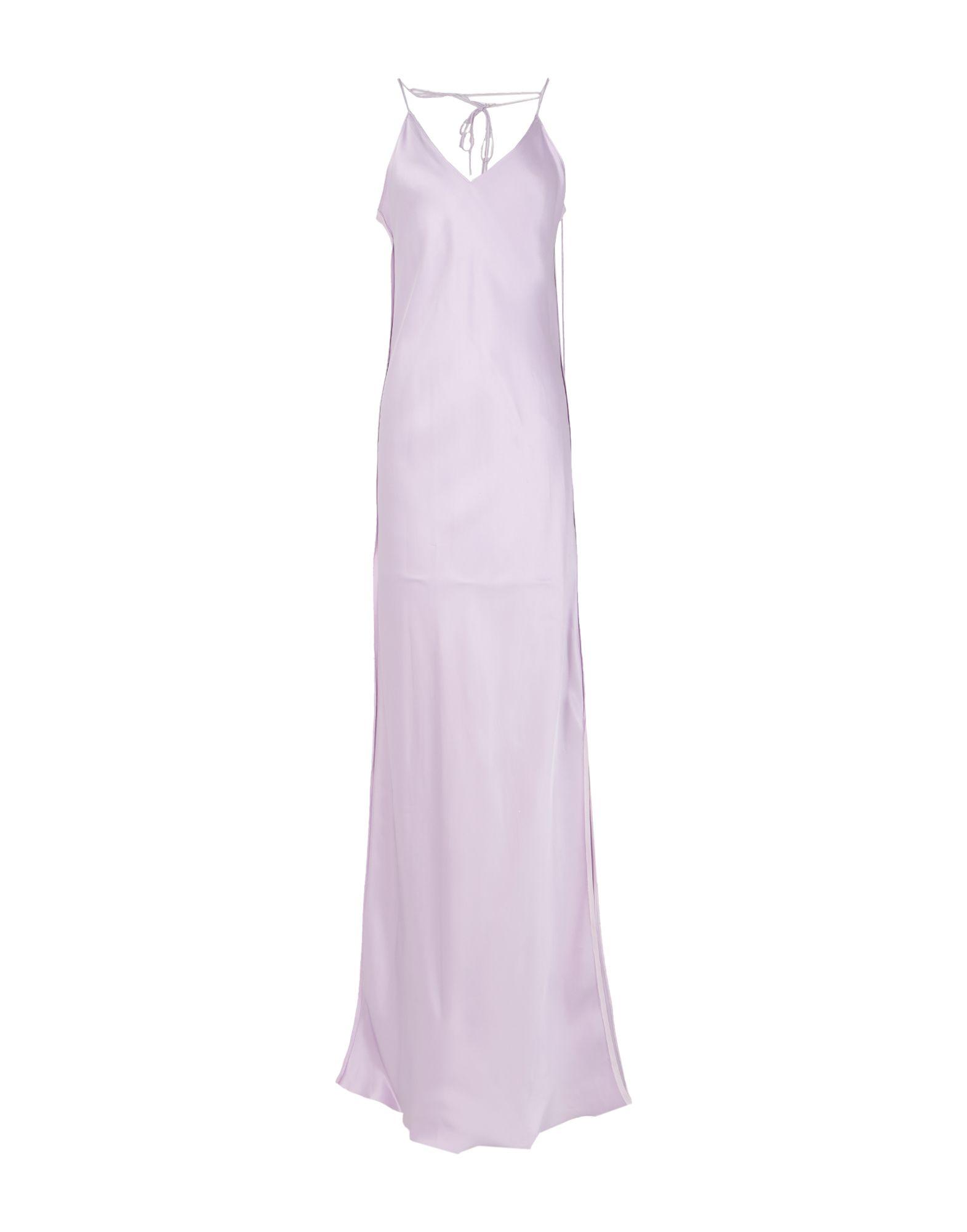HELMUT LANG Длинное платье