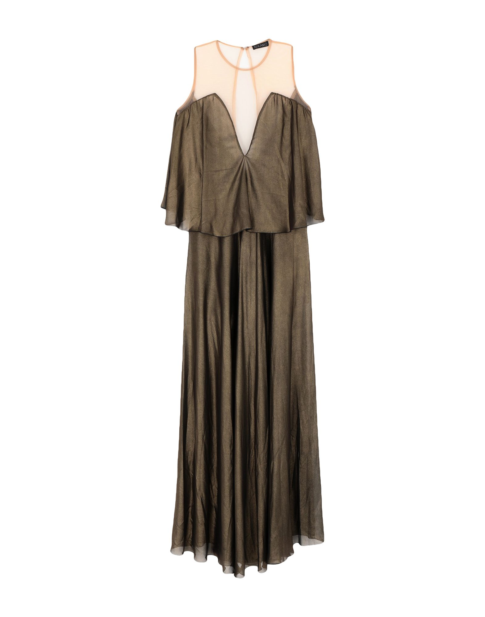 NIKAMO Длинное платье