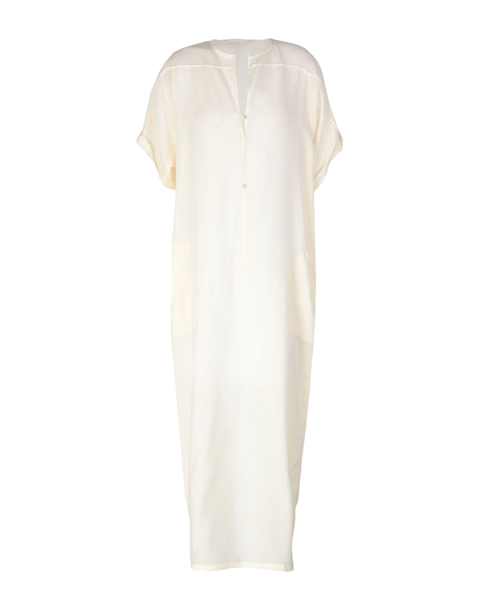HUMANOID Длинное платье