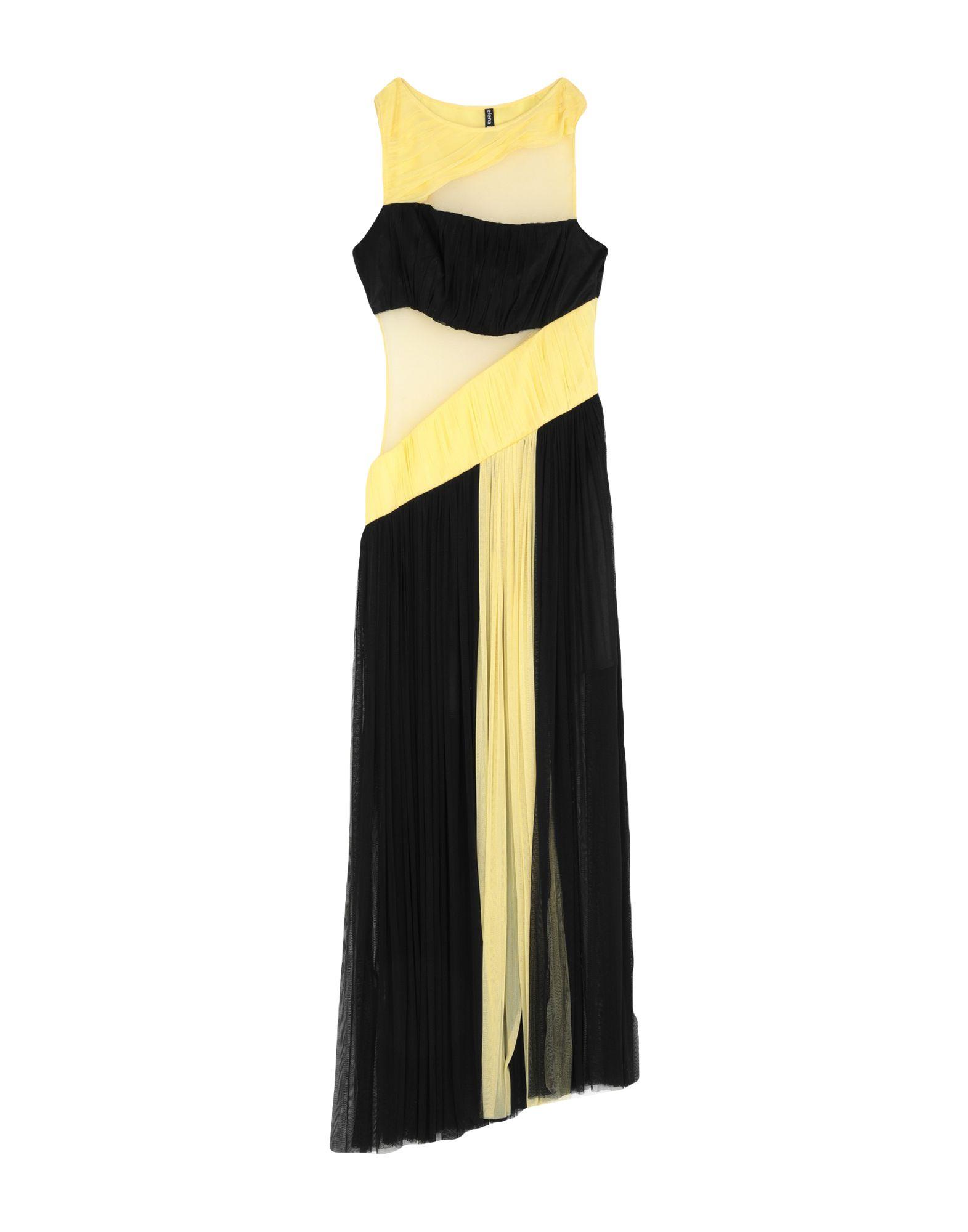 ELENA PERSEIL Длинное платье