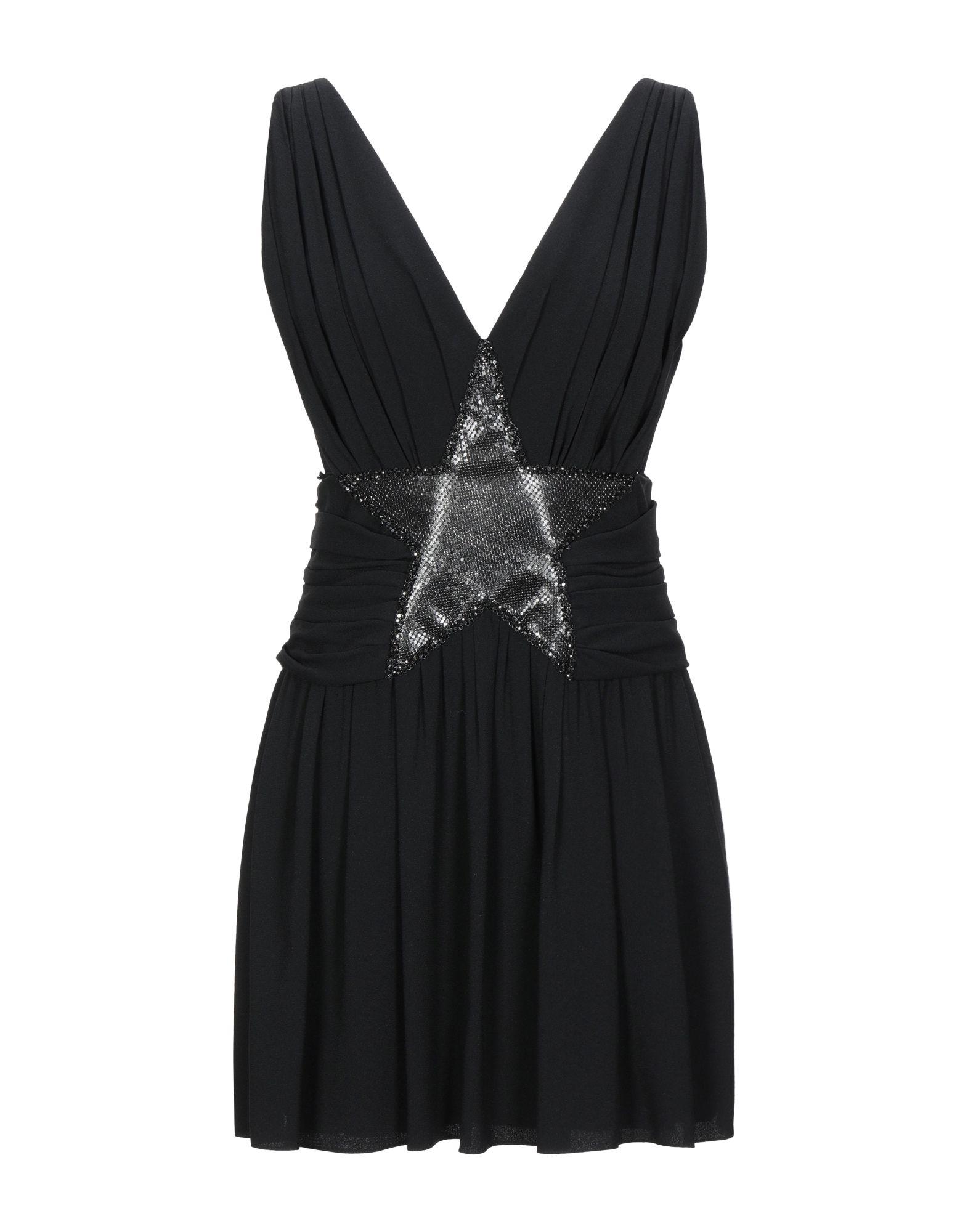 SAINT LAURENT Короткое платье