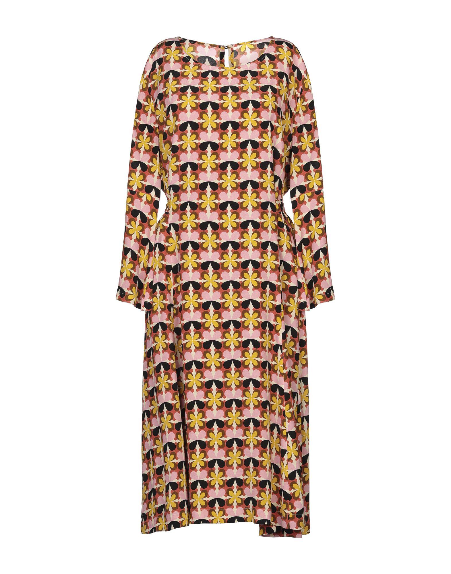 19.70 NINETEEN SEVENTY Платье до колена