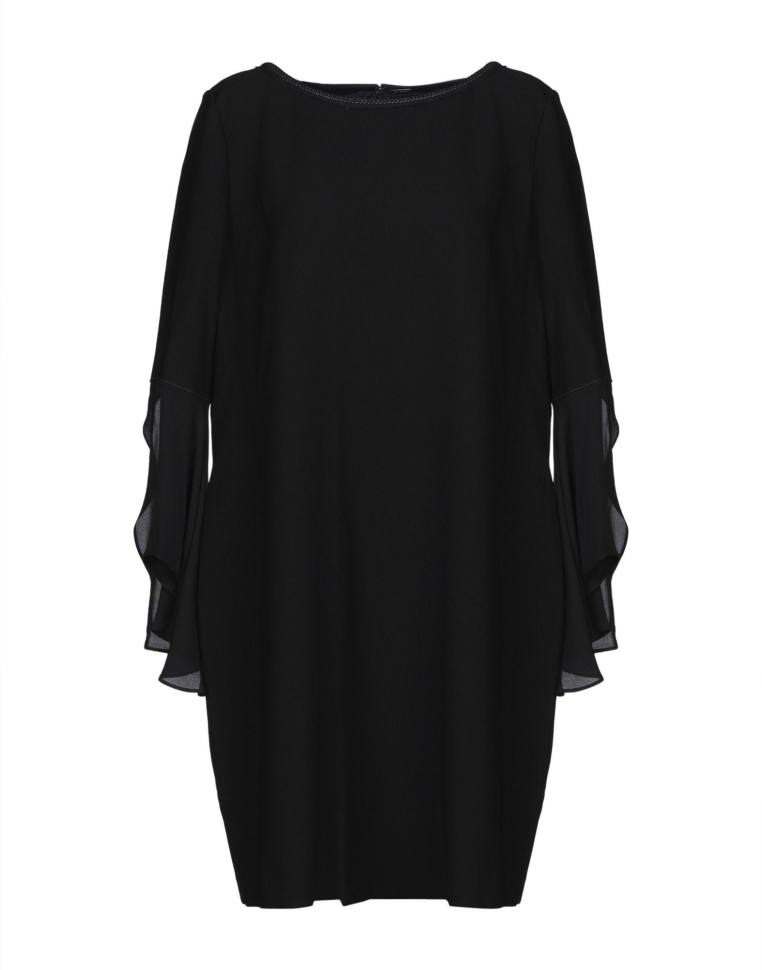цена ELIE TAHARI Короткое платье онлайн в 2017 году