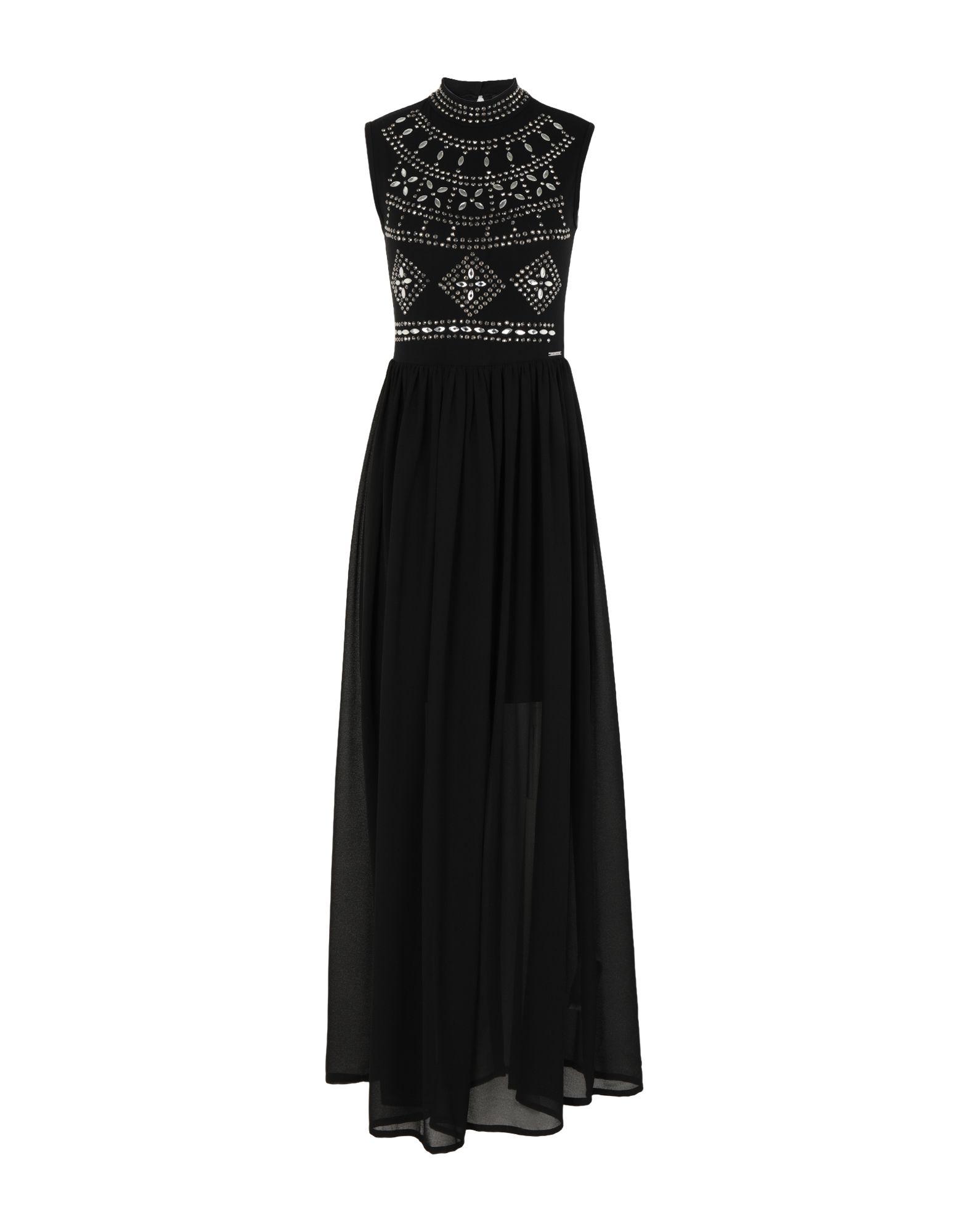 лучшая цена HELLEN BARRETT Длинное платье