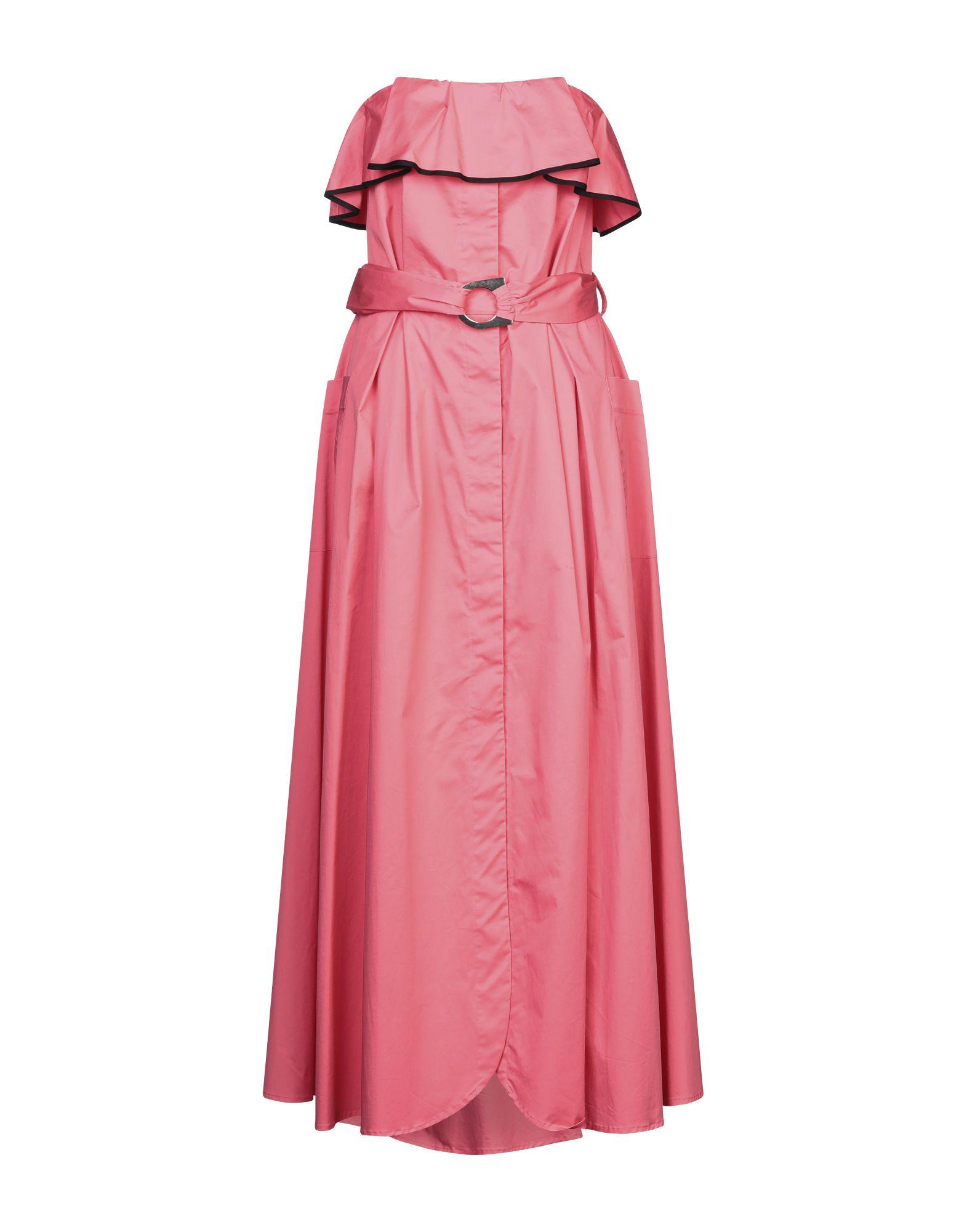 MARIA GRAZIA SEVERI Длинное платье leitmotiv длинное платье