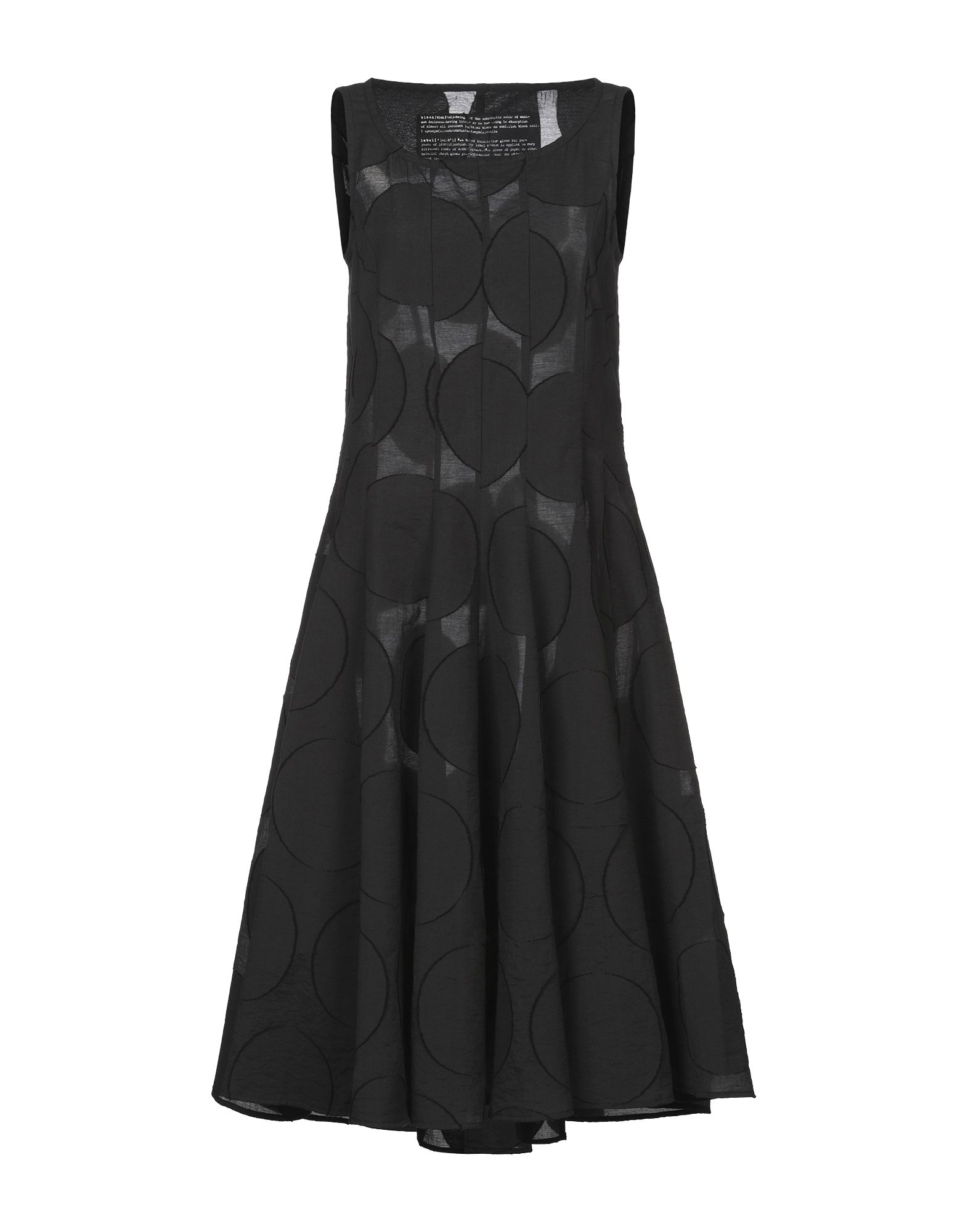 RUNDHOLZ BLACK LABEL Платье длиной 3/4