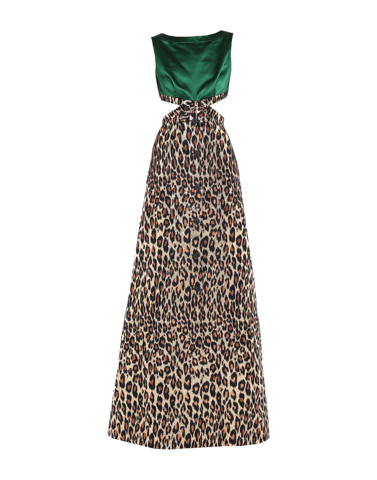 MIU MIU Длинное платье