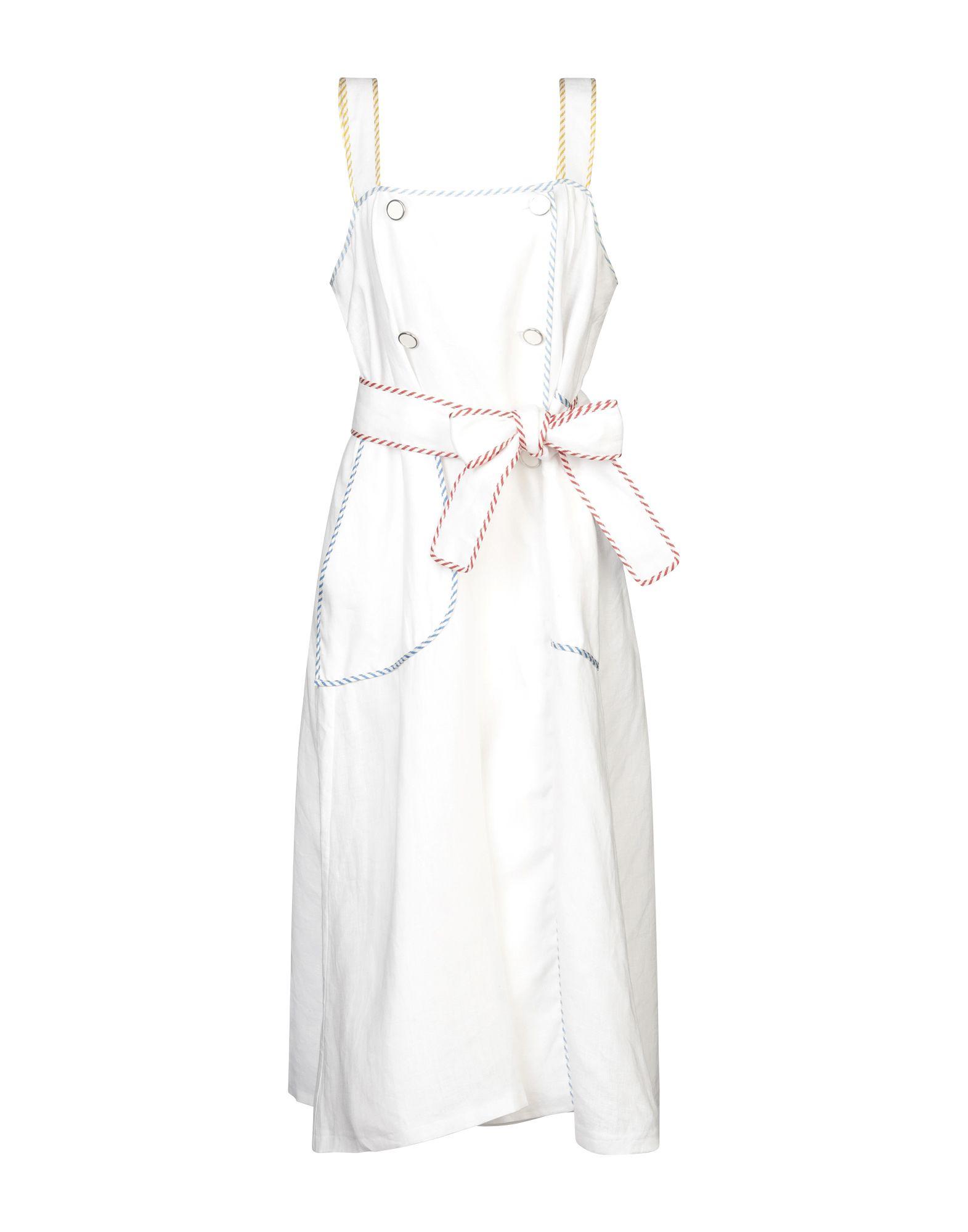 THE COAT Платье длиной 3/4