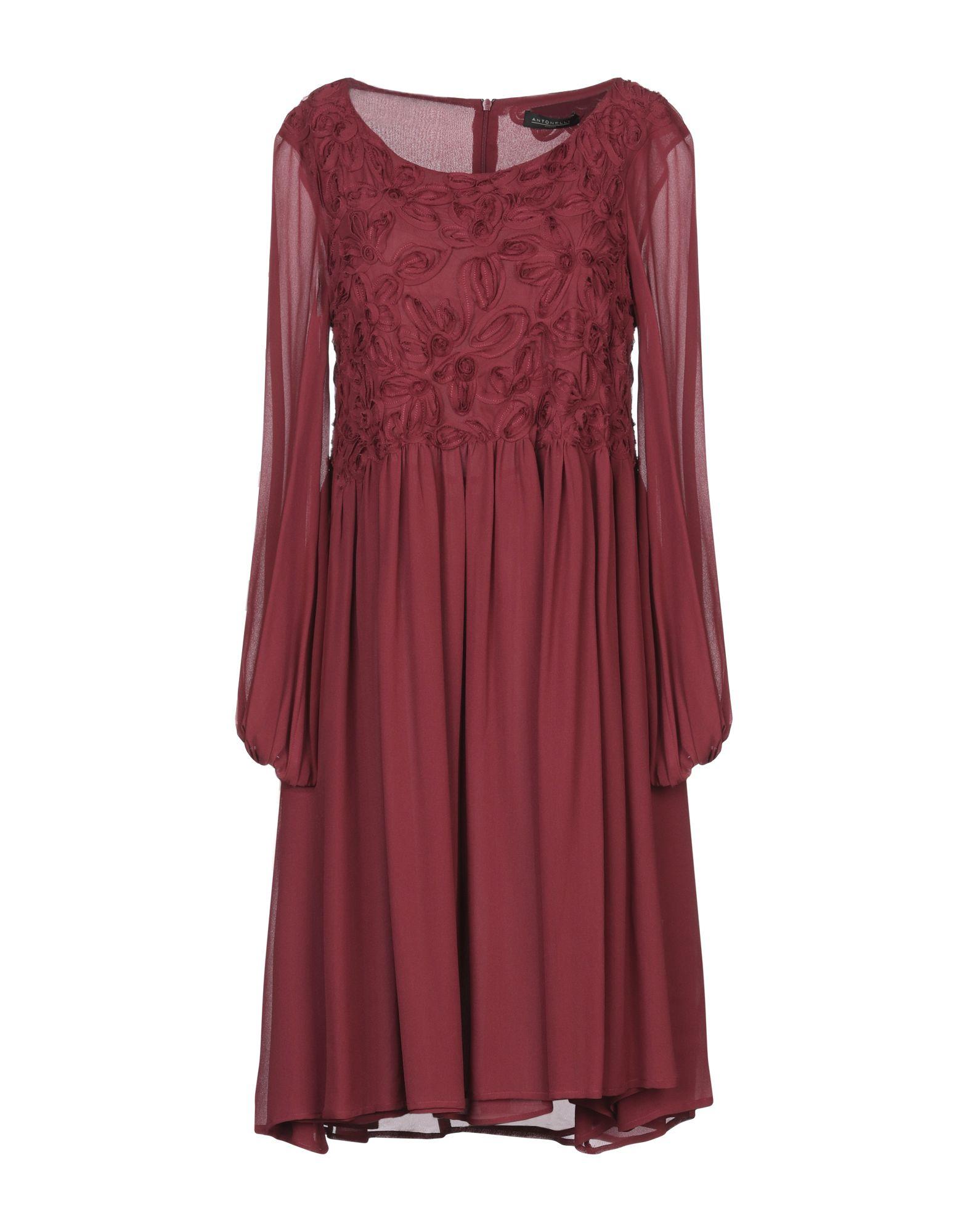 ANTONELLI Короткое платье